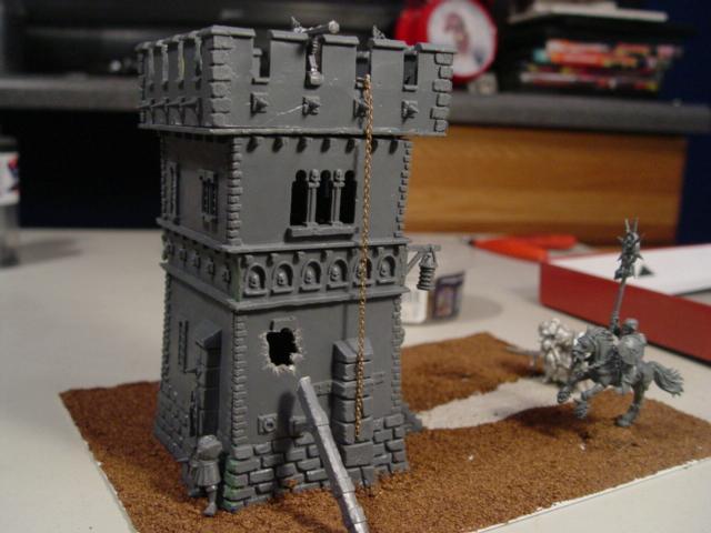 Watchtower side
