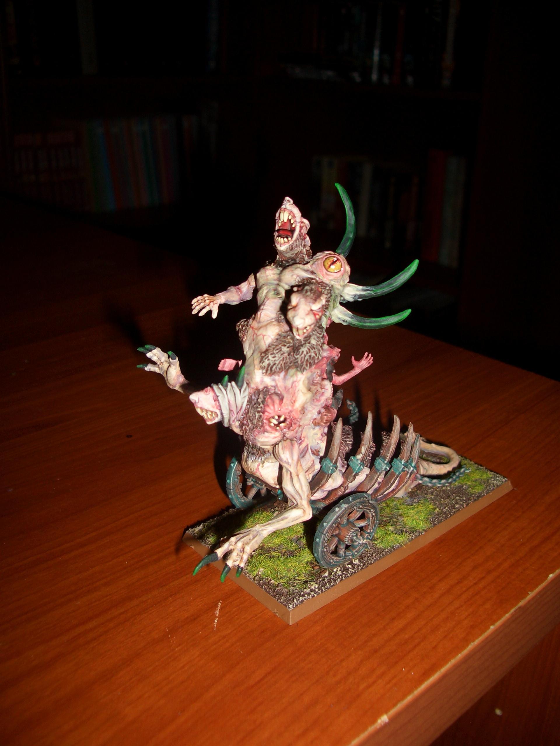 Hellpit Abomination, Skaven, Warhammer Fantasy