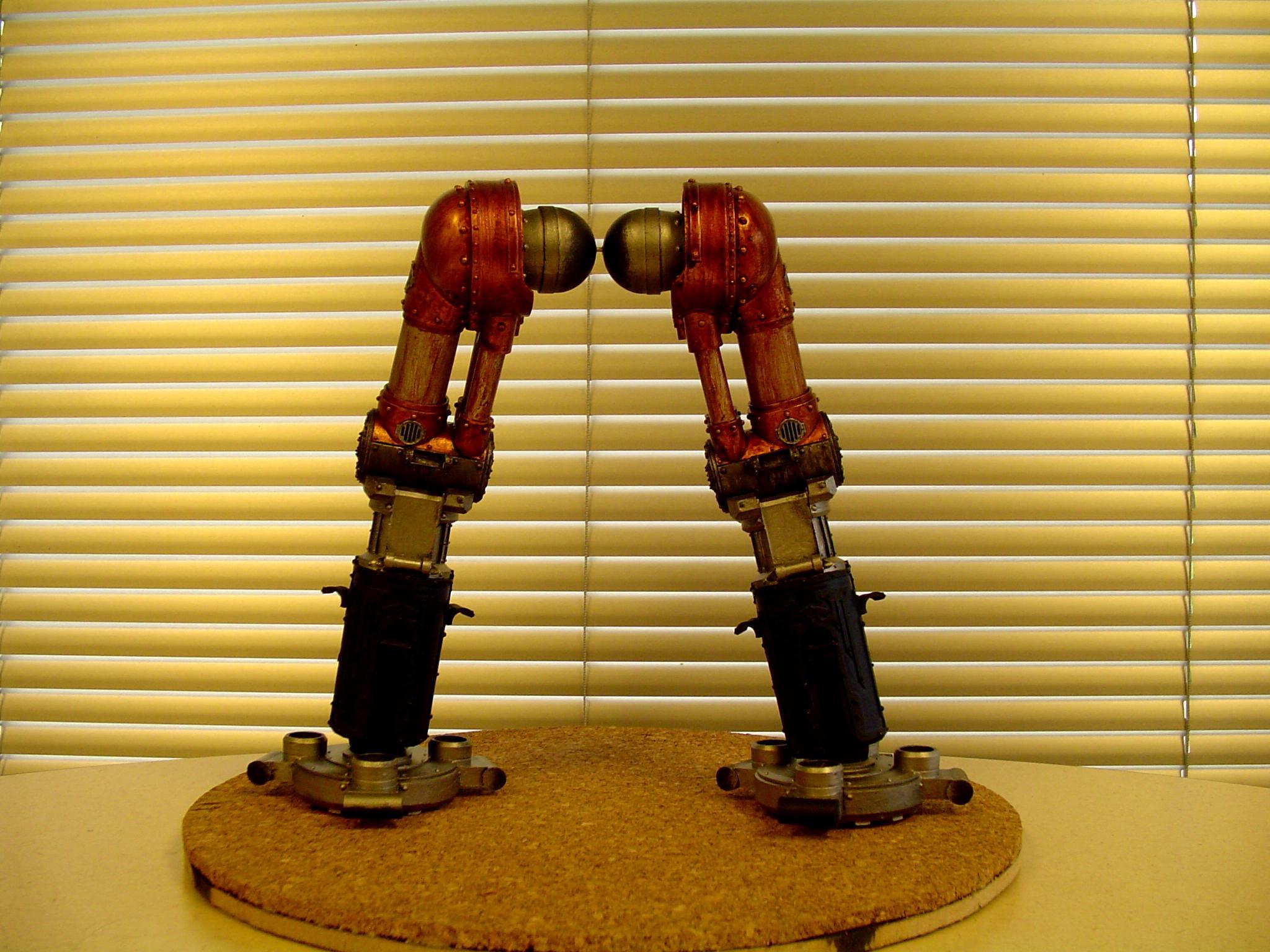 Reaver titan legs and feetr