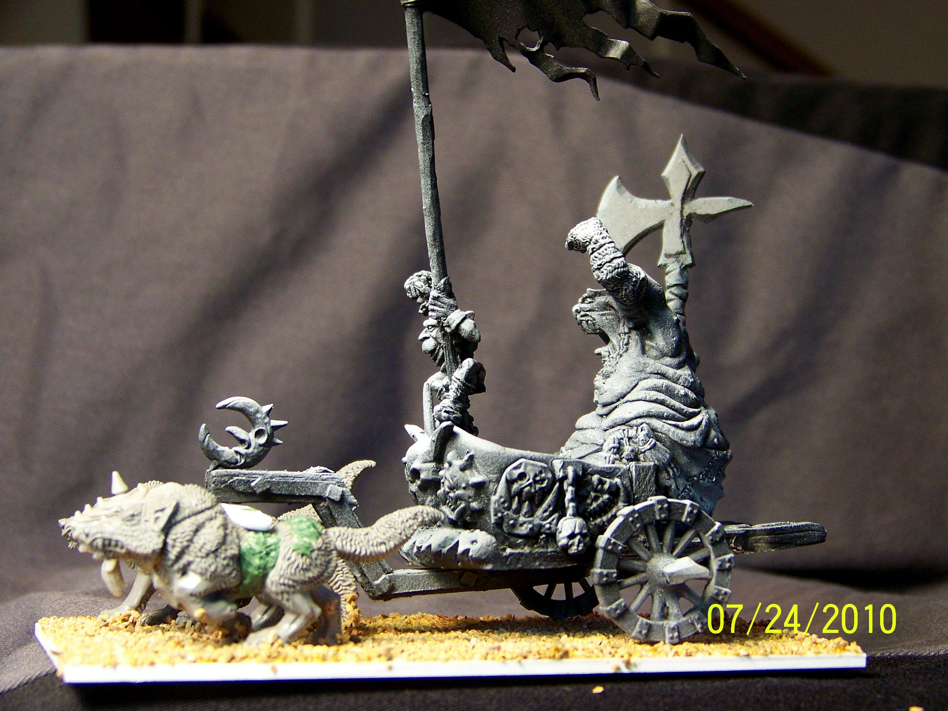 Goblins, Grom, Grom The Paunch, Orks, Warhammer Fantasy