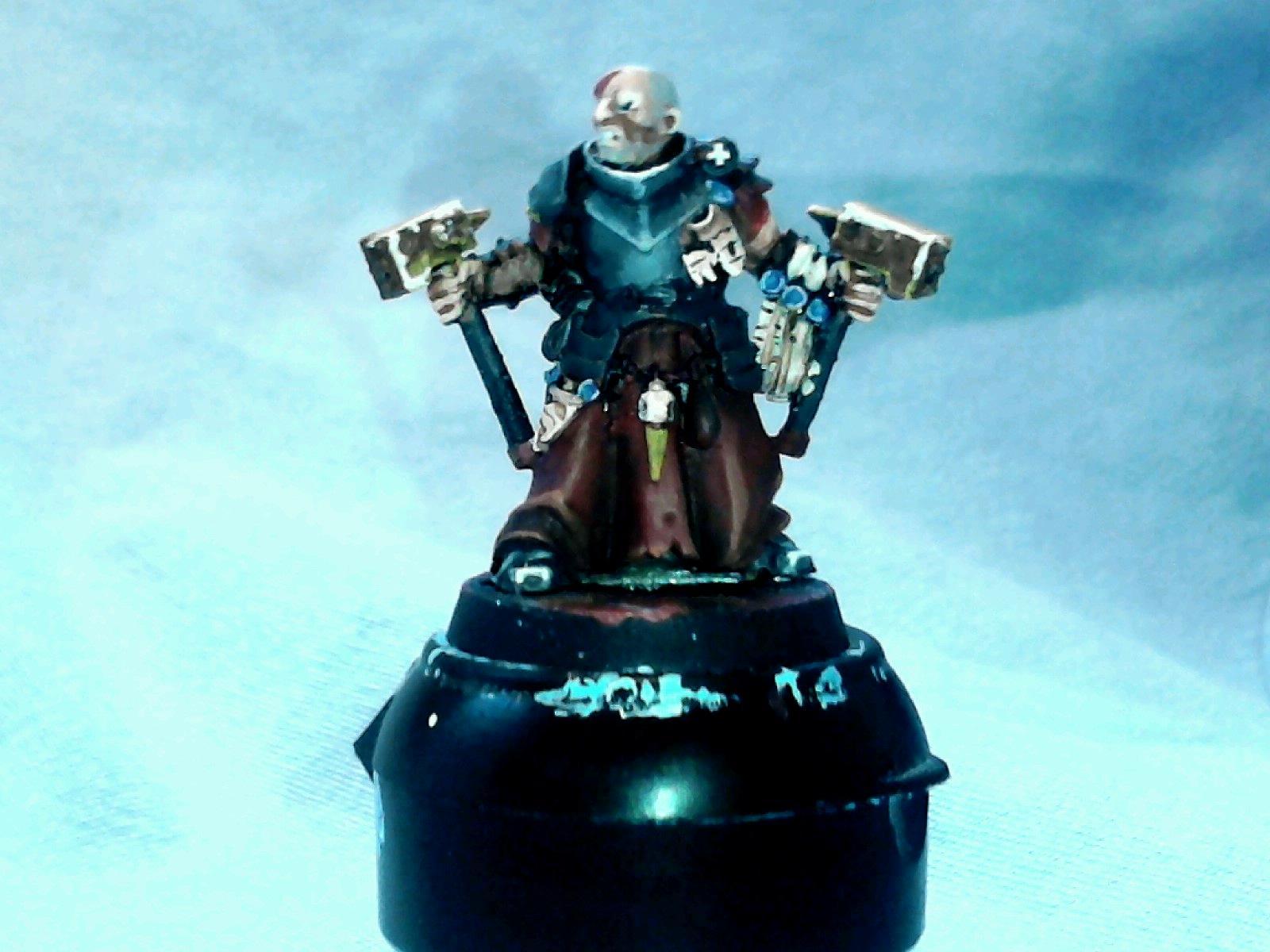 Warhammer Priest
