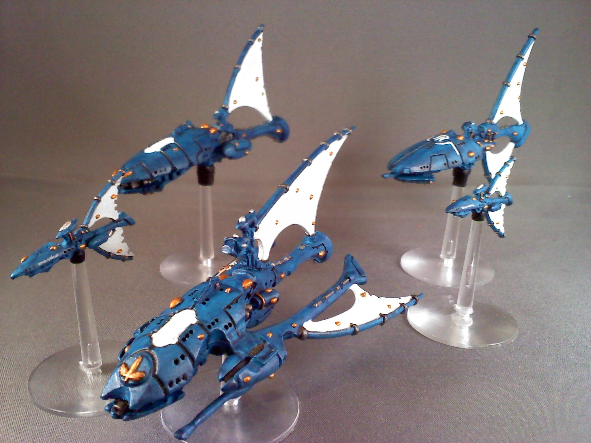 Battlefleet Gothic, Eldar, Uaire-nem