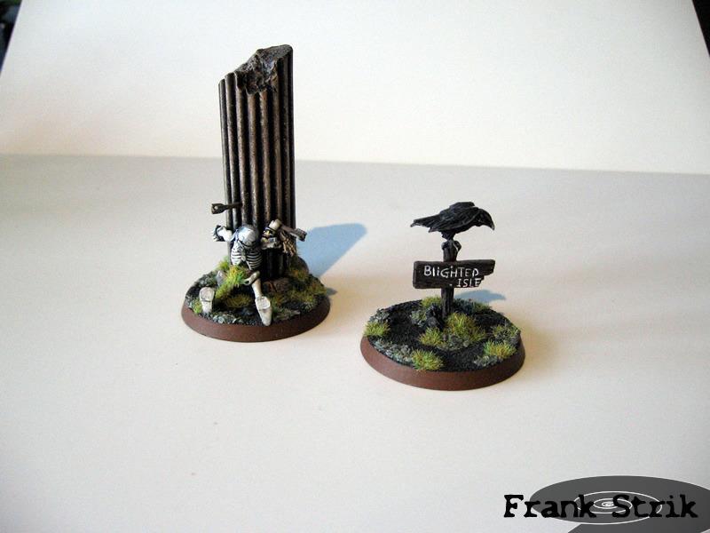 Grass, Skeletons, Terrain