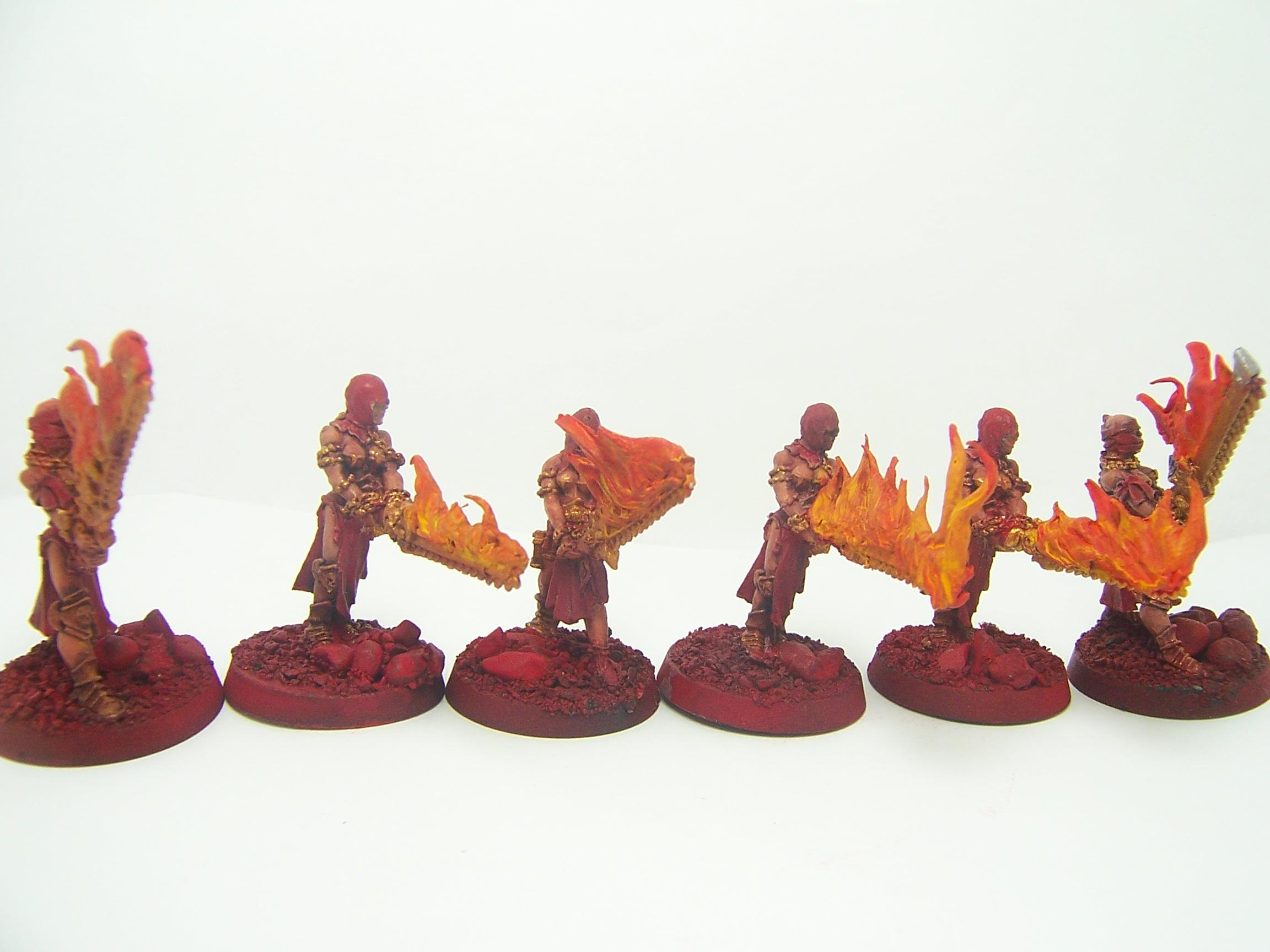 Battle, Fire, Repentia, Sister, Sisters Of Battle