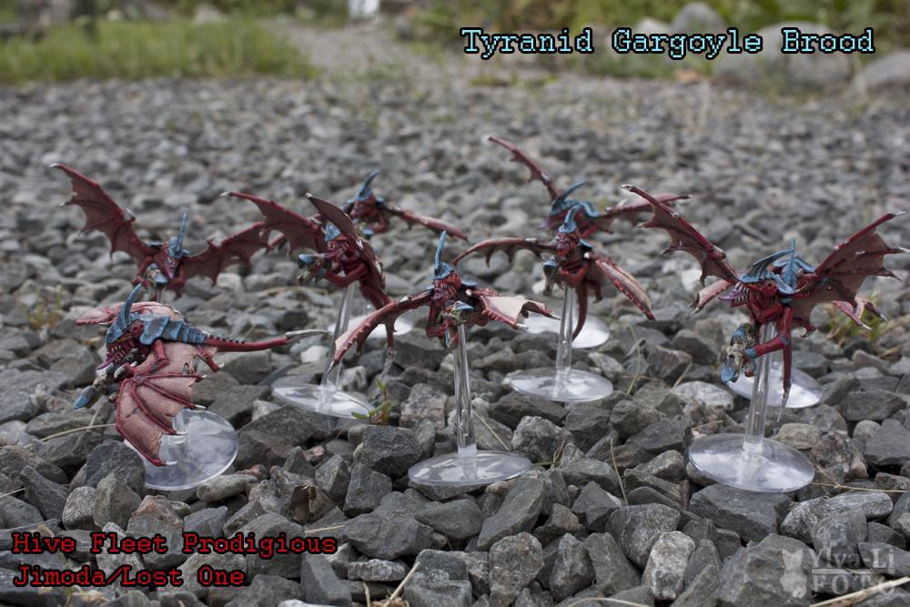 Behemoth, Gargoyles, Tyranids, Warhammer 40,000