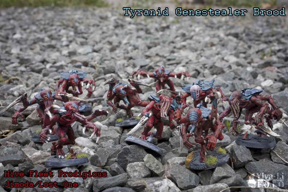 Behemoth, Genestealer, Tyranids, Warhammer 40,000
