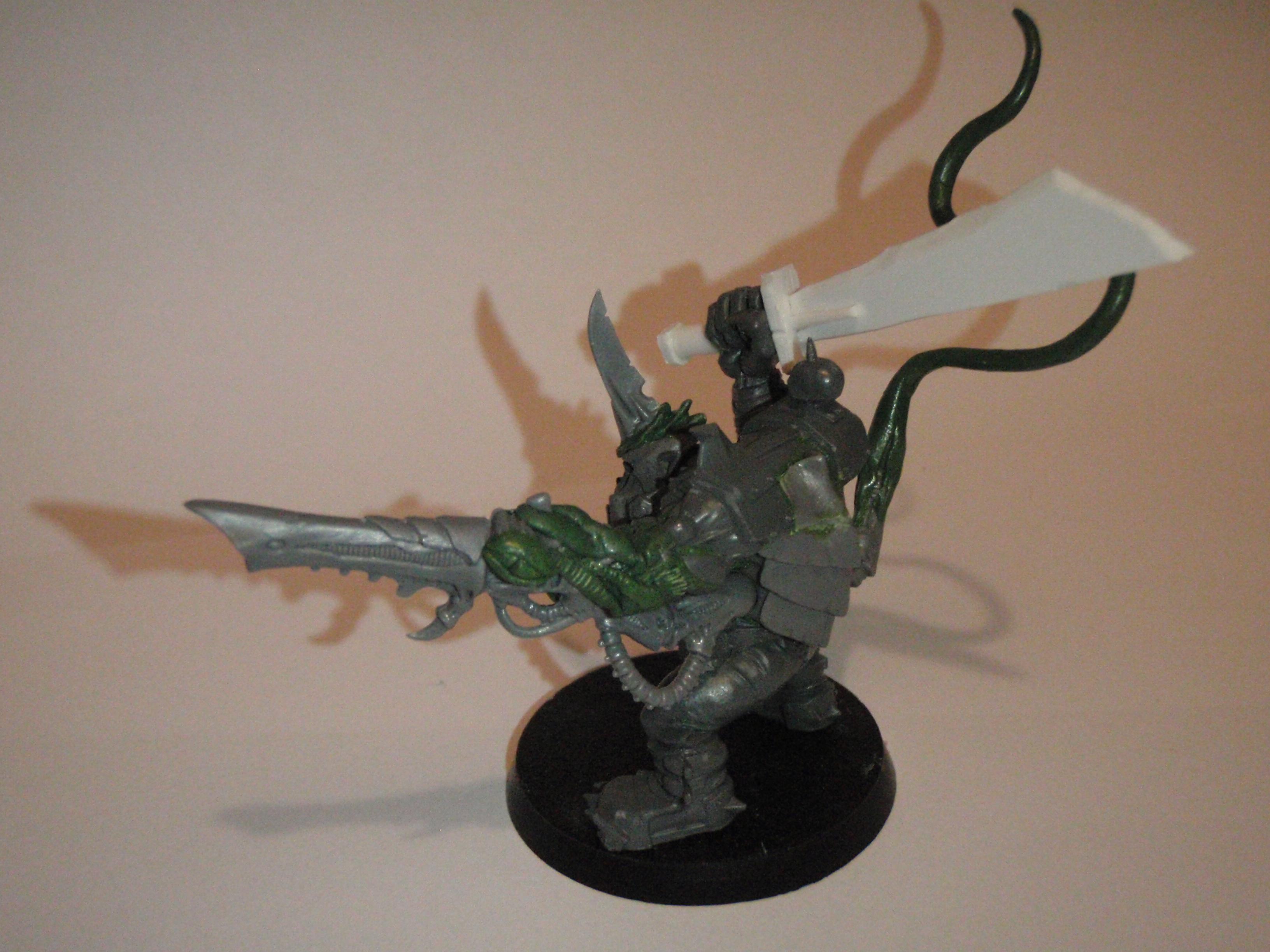 Warria Prime's rear