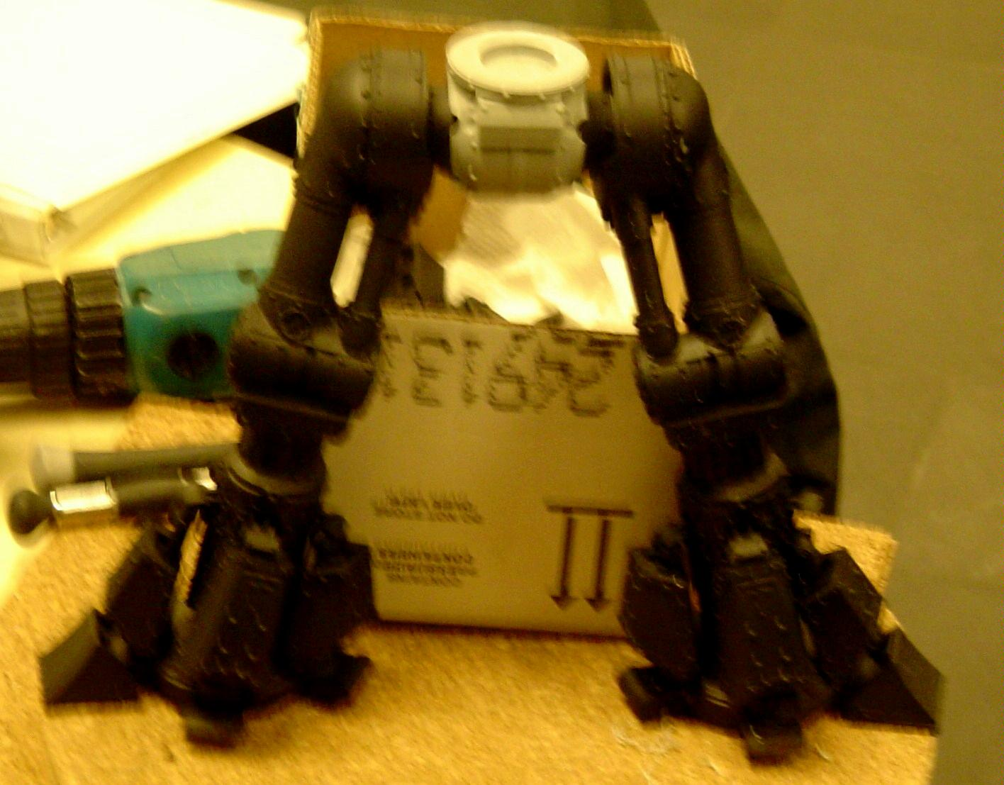 Reaver titan legs and feet