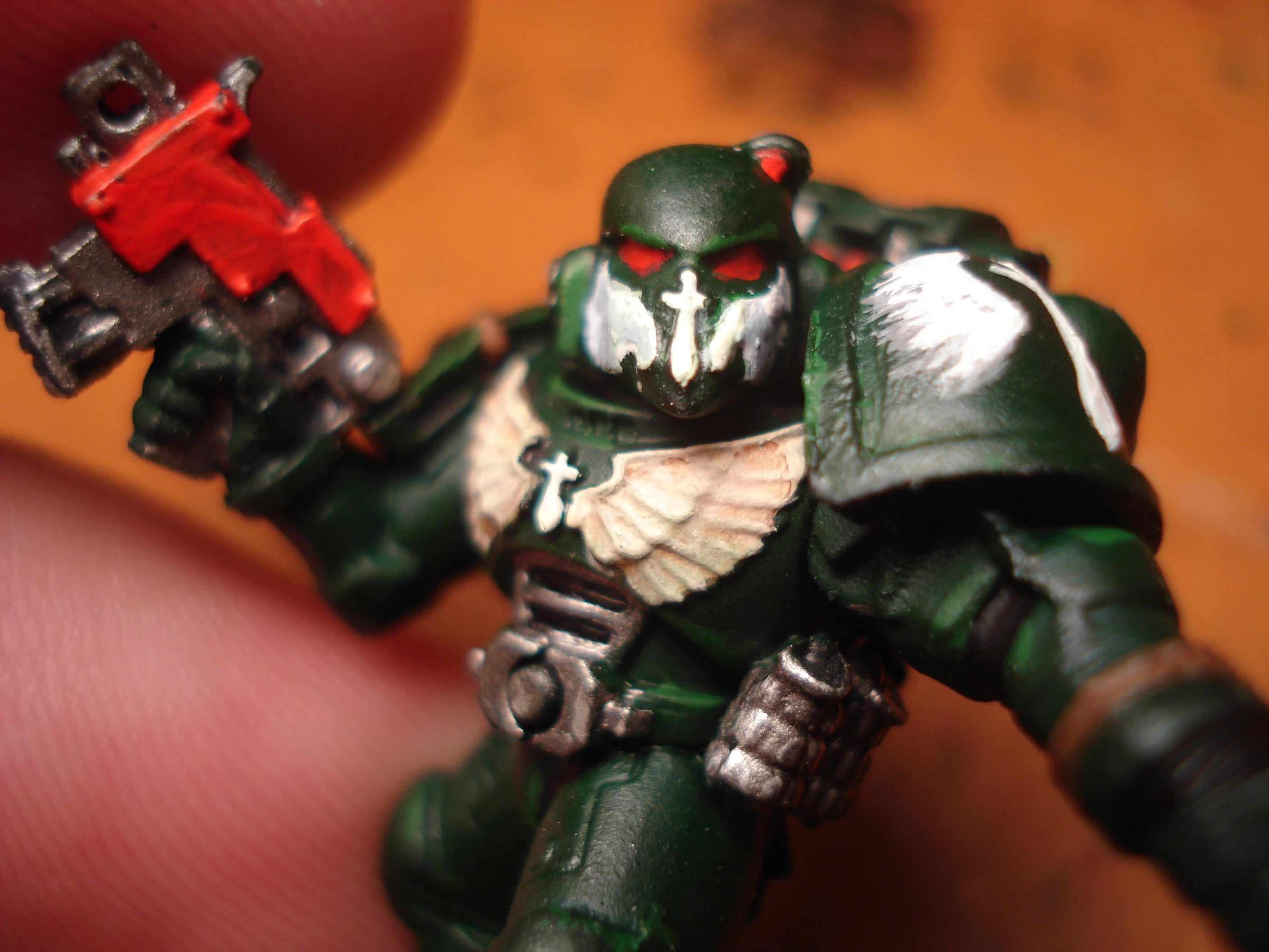 Dark Angels, Great Marine Swap, Space Marines, Warhammer 40,000