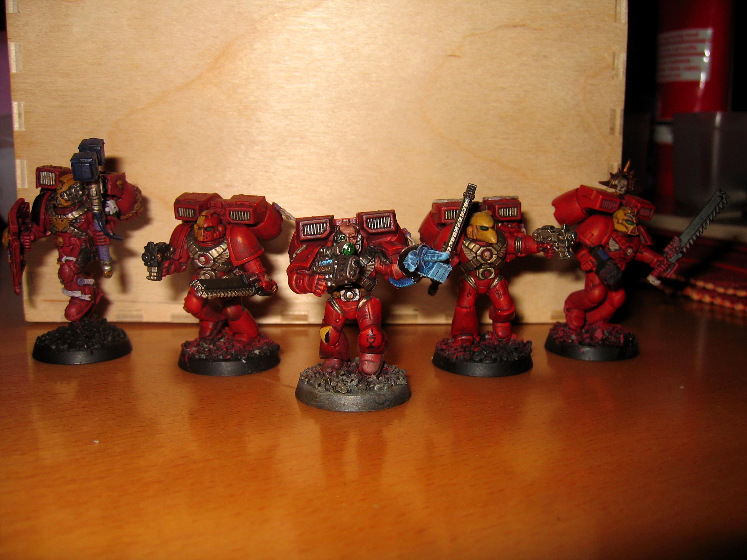 40k Armies, Blood Angels, Space Marines