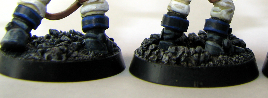 Base, Scouts, Space Marines