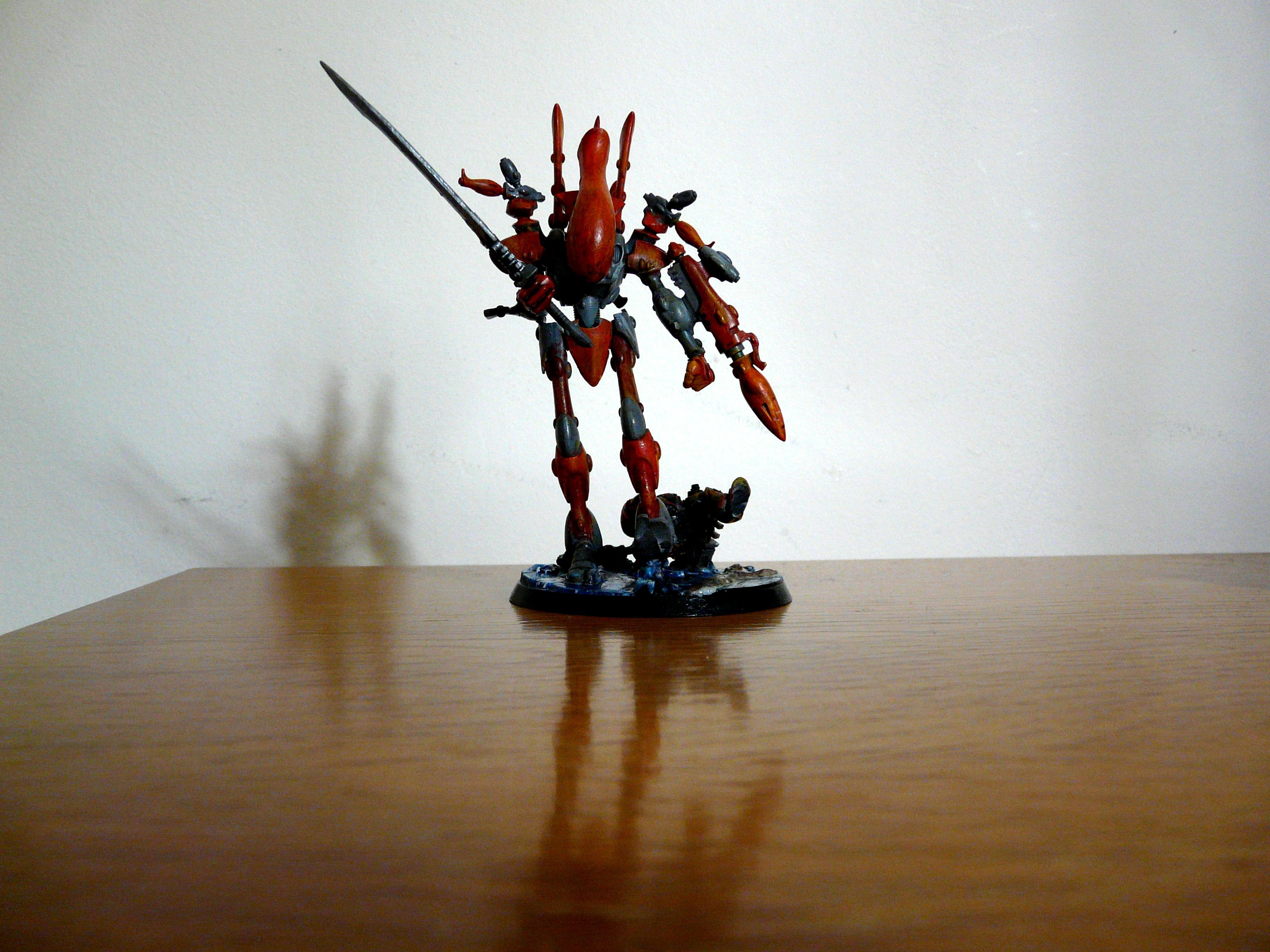 Eldar, Wraithlord, Wraithlord 2.1