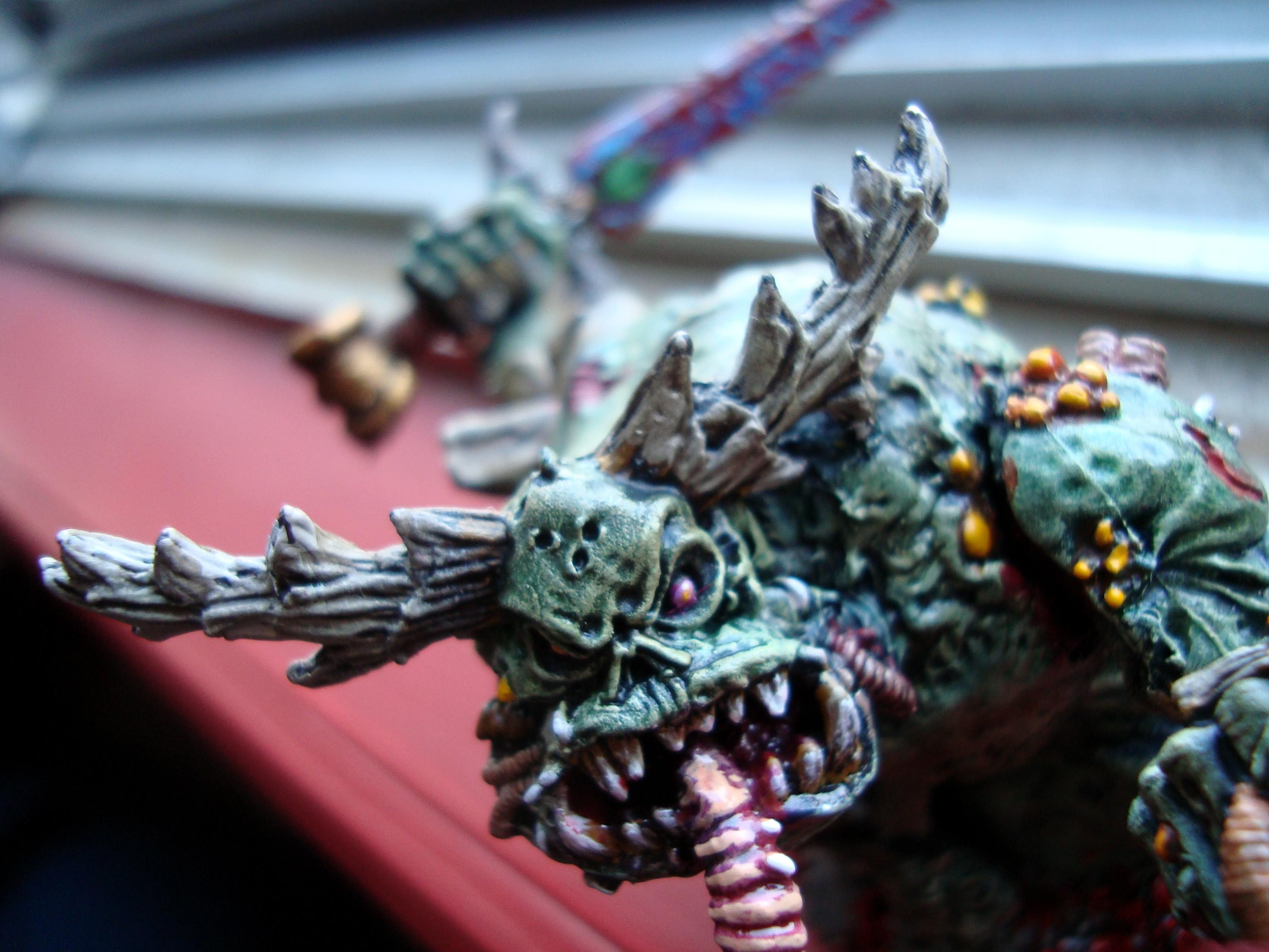 Chaos, Daemons, Great Unclean One, Nurgle