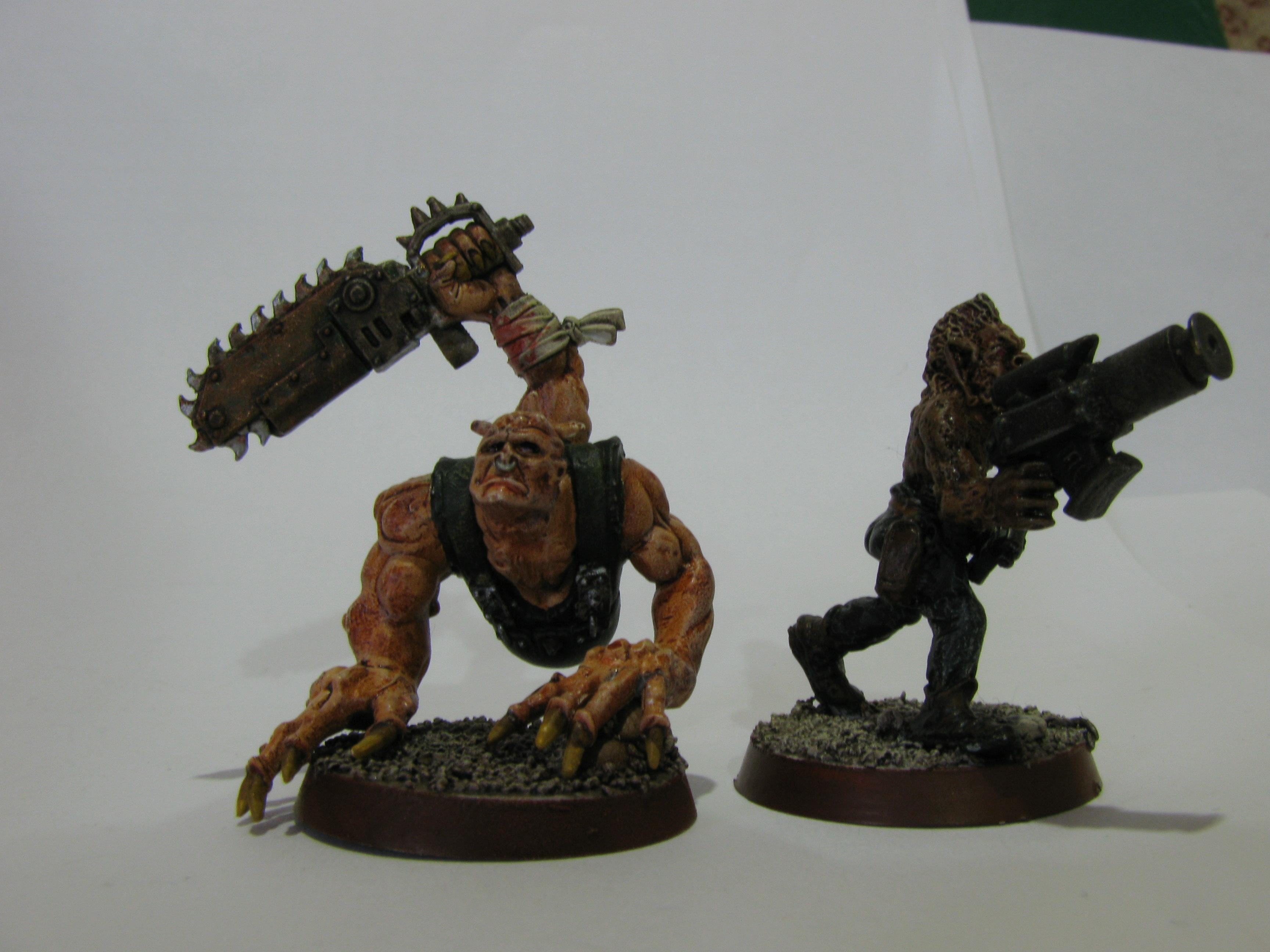 Conversion, Mutant, Warhammer 40,000