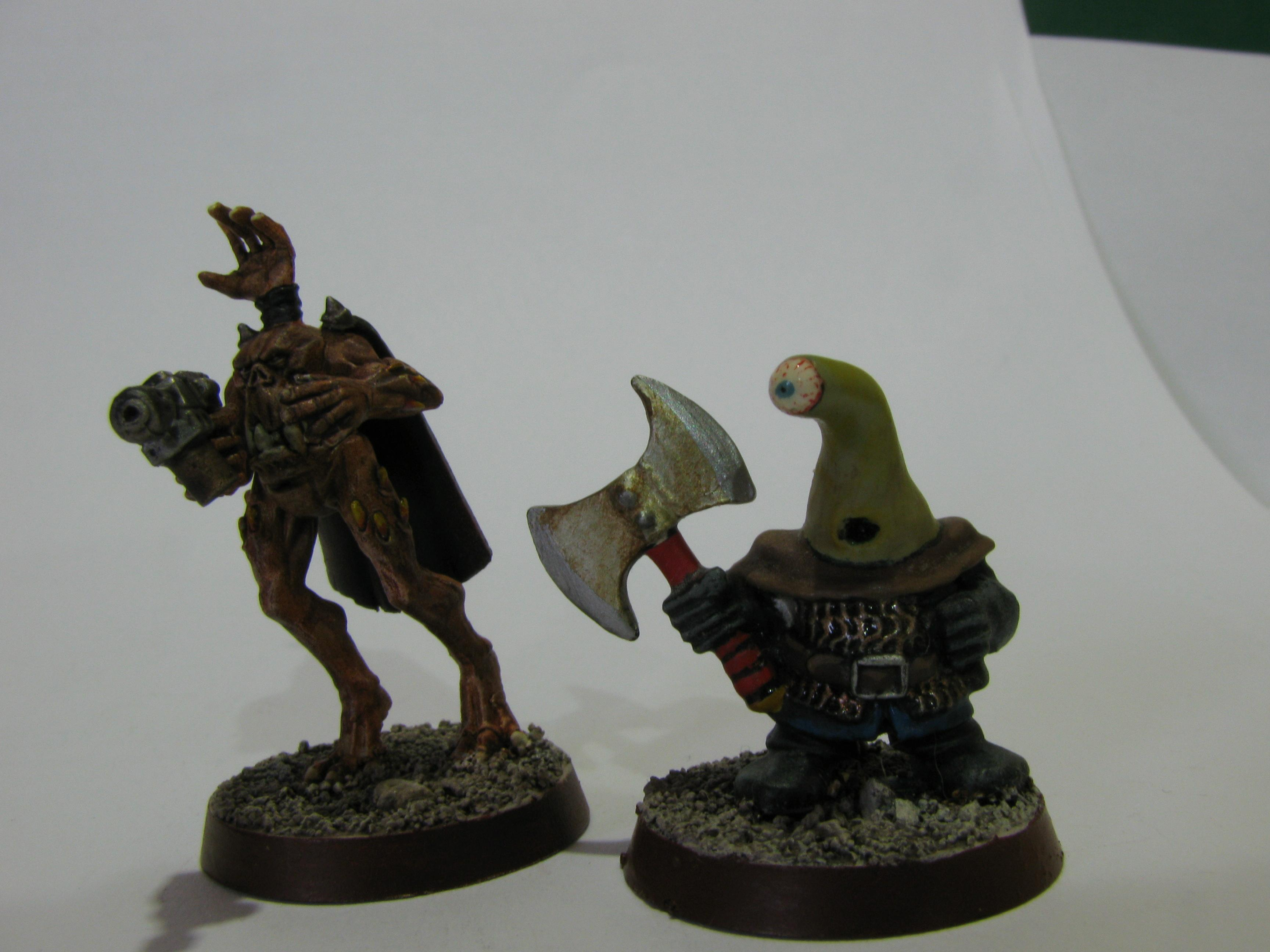 Conversion, Dwarves, Lost And The Damned, Mutant