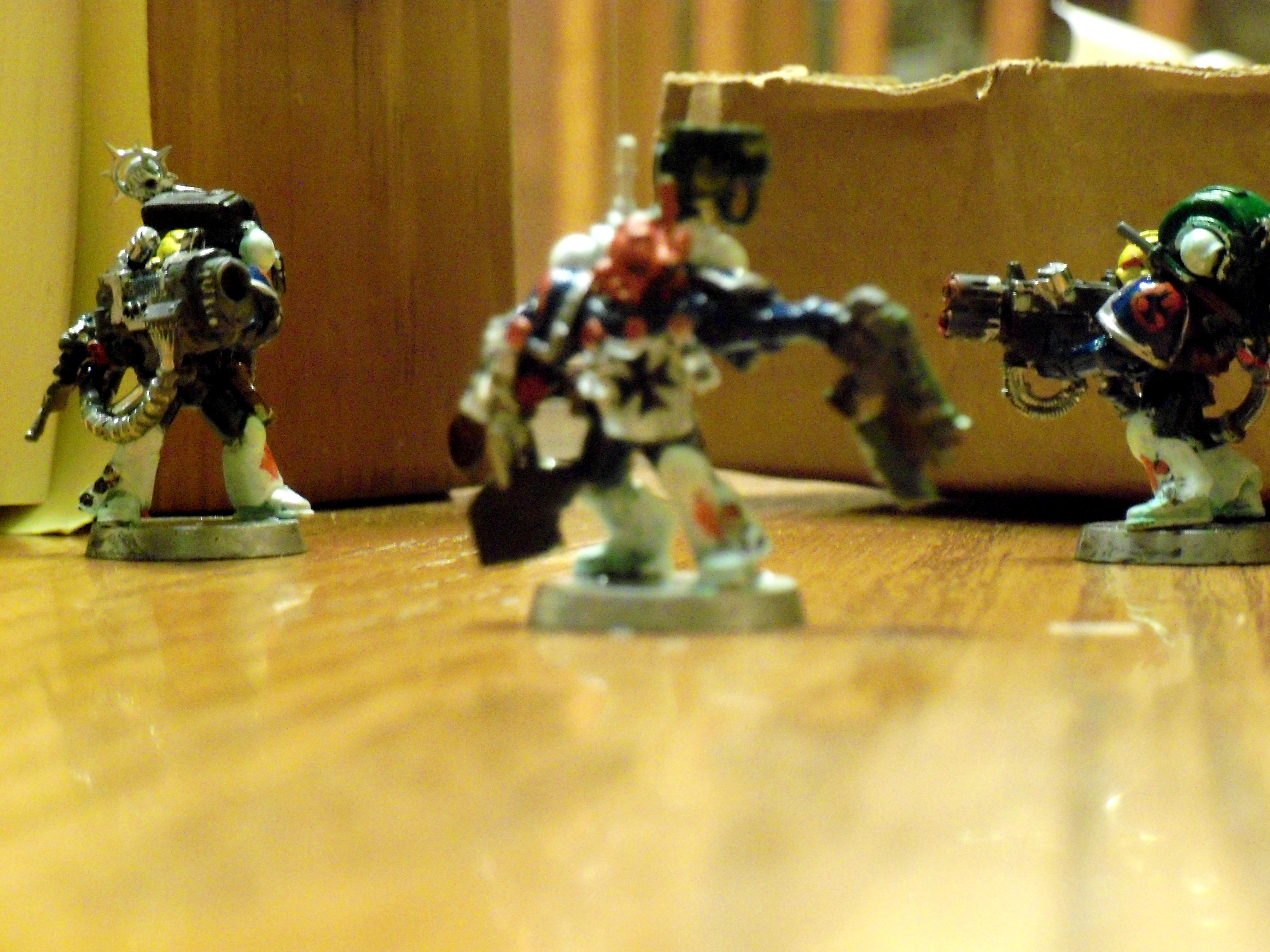 Chainsaw Bolter, Devistator, Gow, Lancer, Lascannon, Mm, Pc, Space, Space Marines