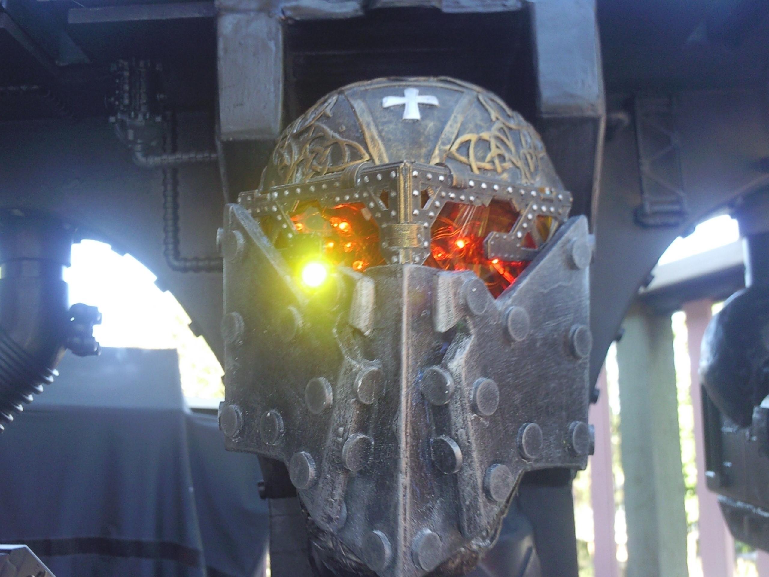 Emperor Titan, LED, Titan