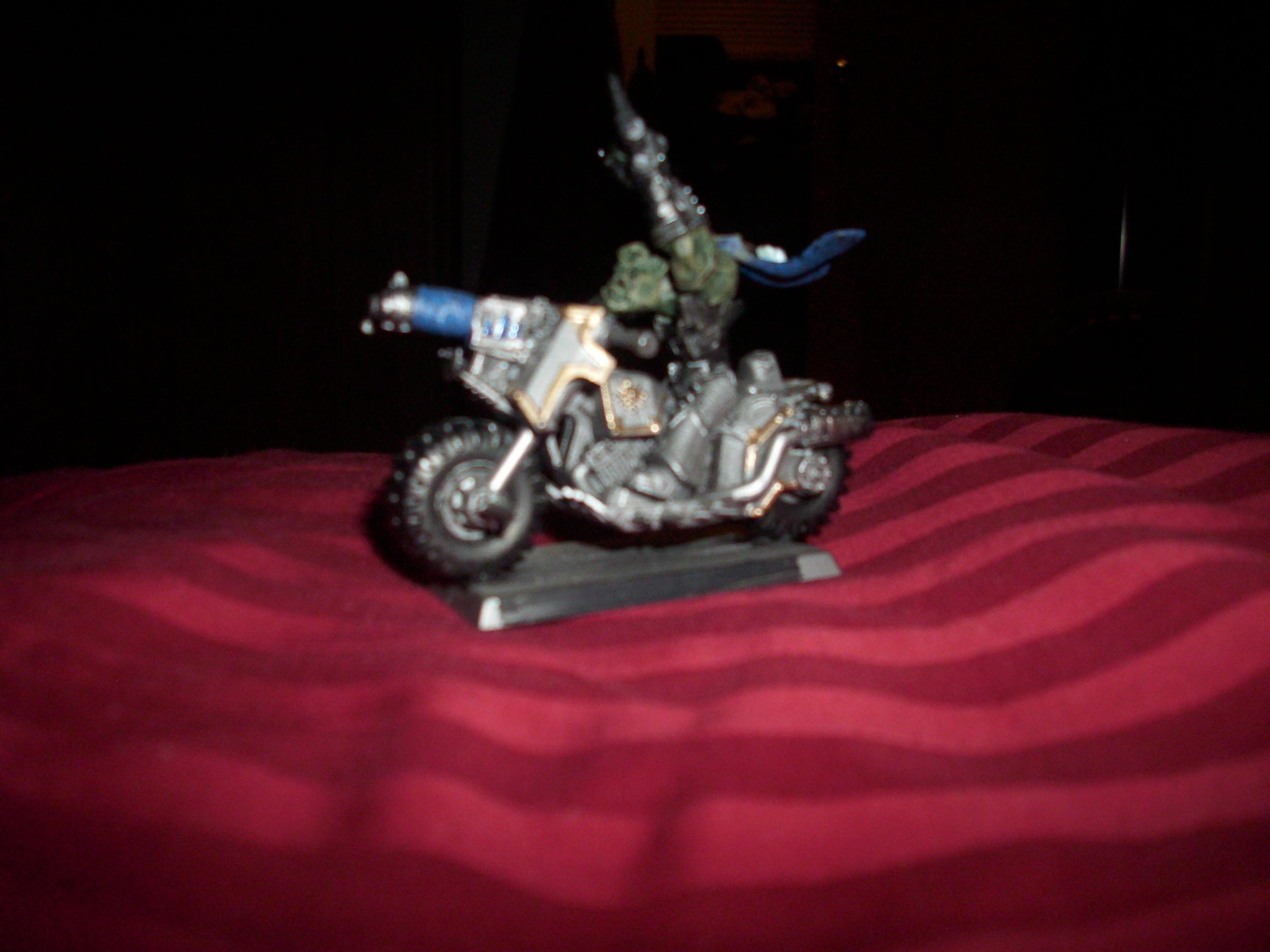 Bike, Mob, Nob, nob biker #2