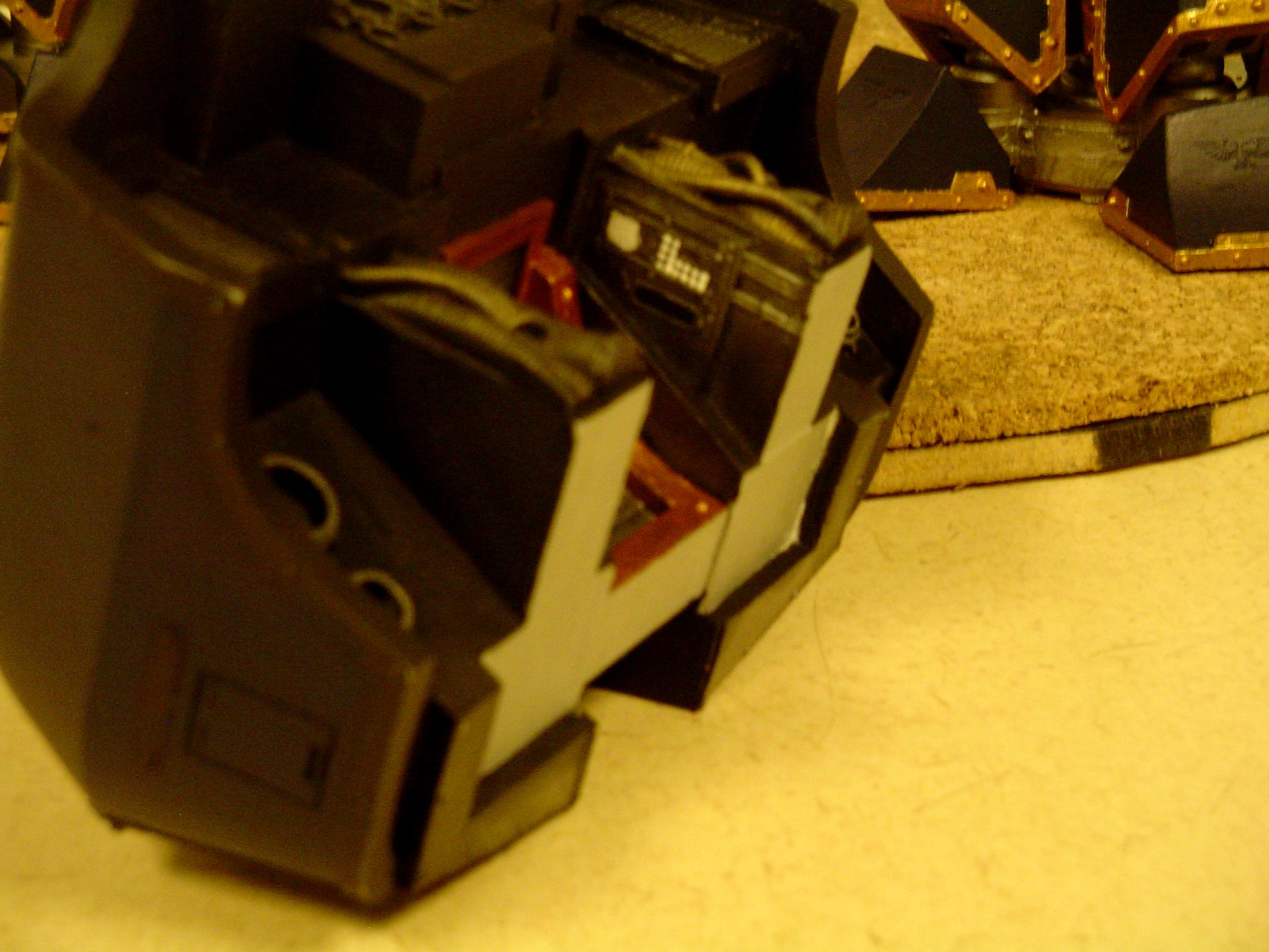 rear body engine compartment