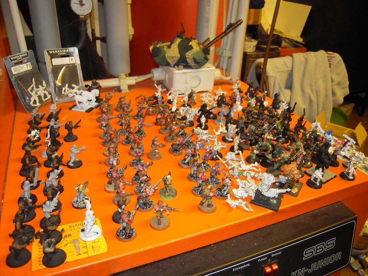 Army, Bob, Conversion, Dreadnought, Fun, Humor, Imp, Imperial, Imps, Iron Hands, Ogres, Ogryns, Plankton, Space Marines, Sponge