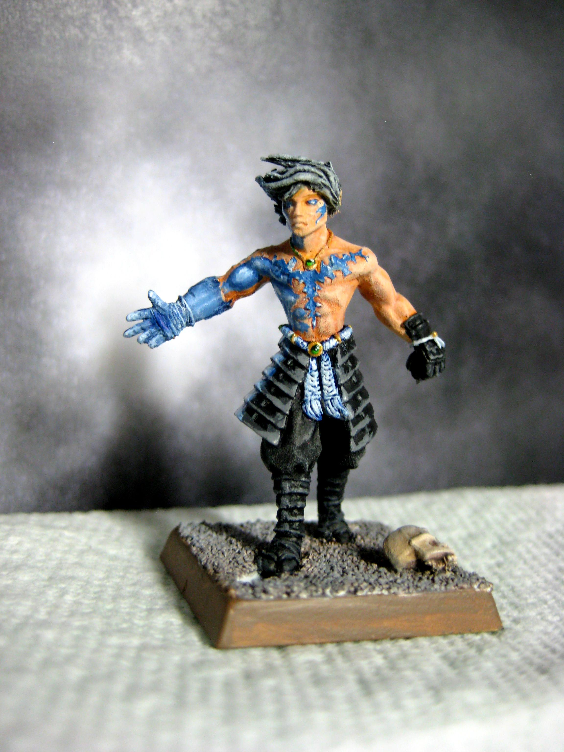 Warhammer Quest Monk (Anima Tactics Derek Shezard) 4