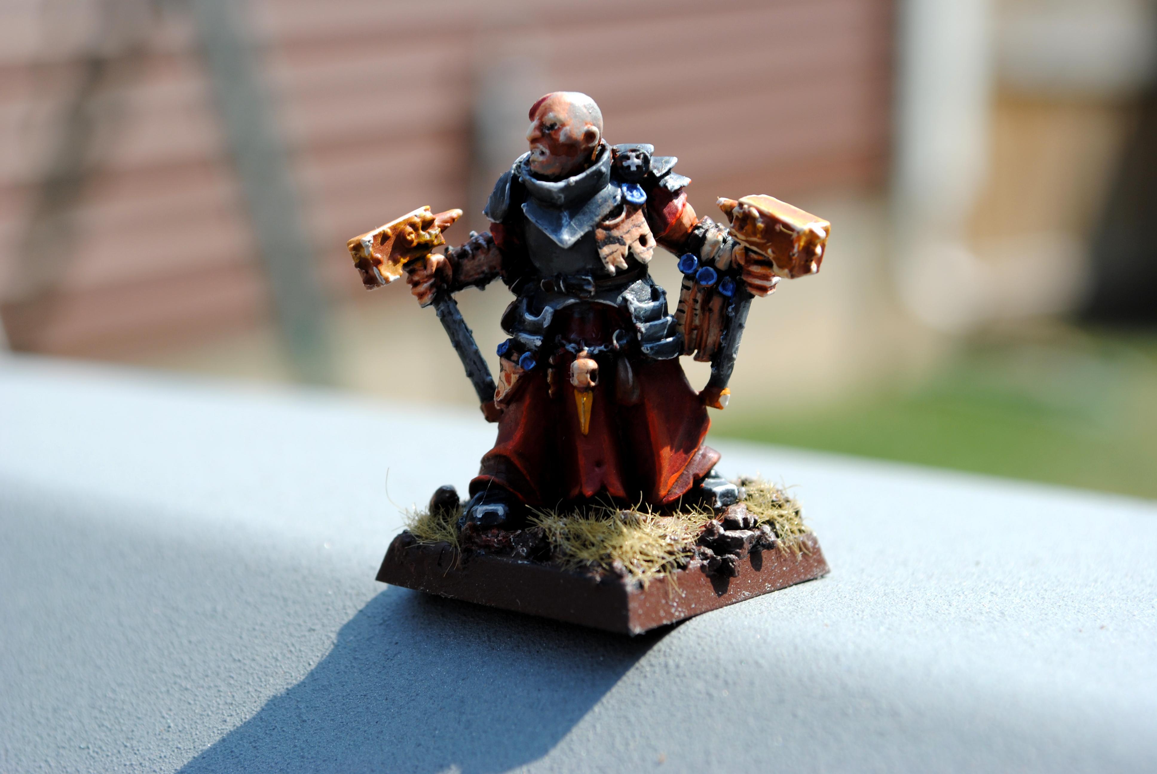 Empire, Priest, Warhammer Fantasy