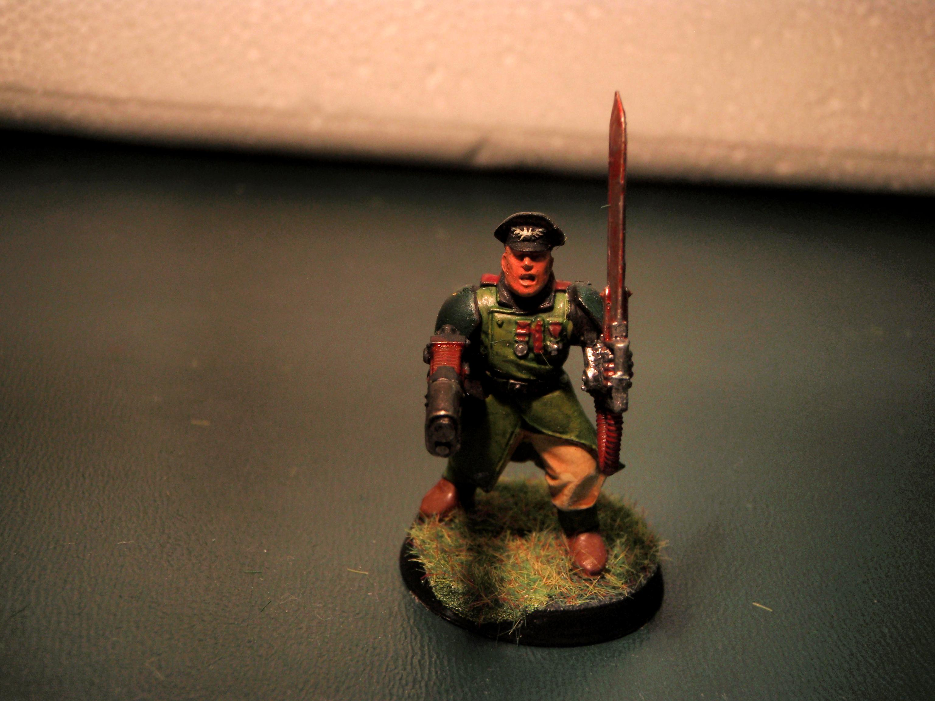 Base, Company Command, Imperial Guard