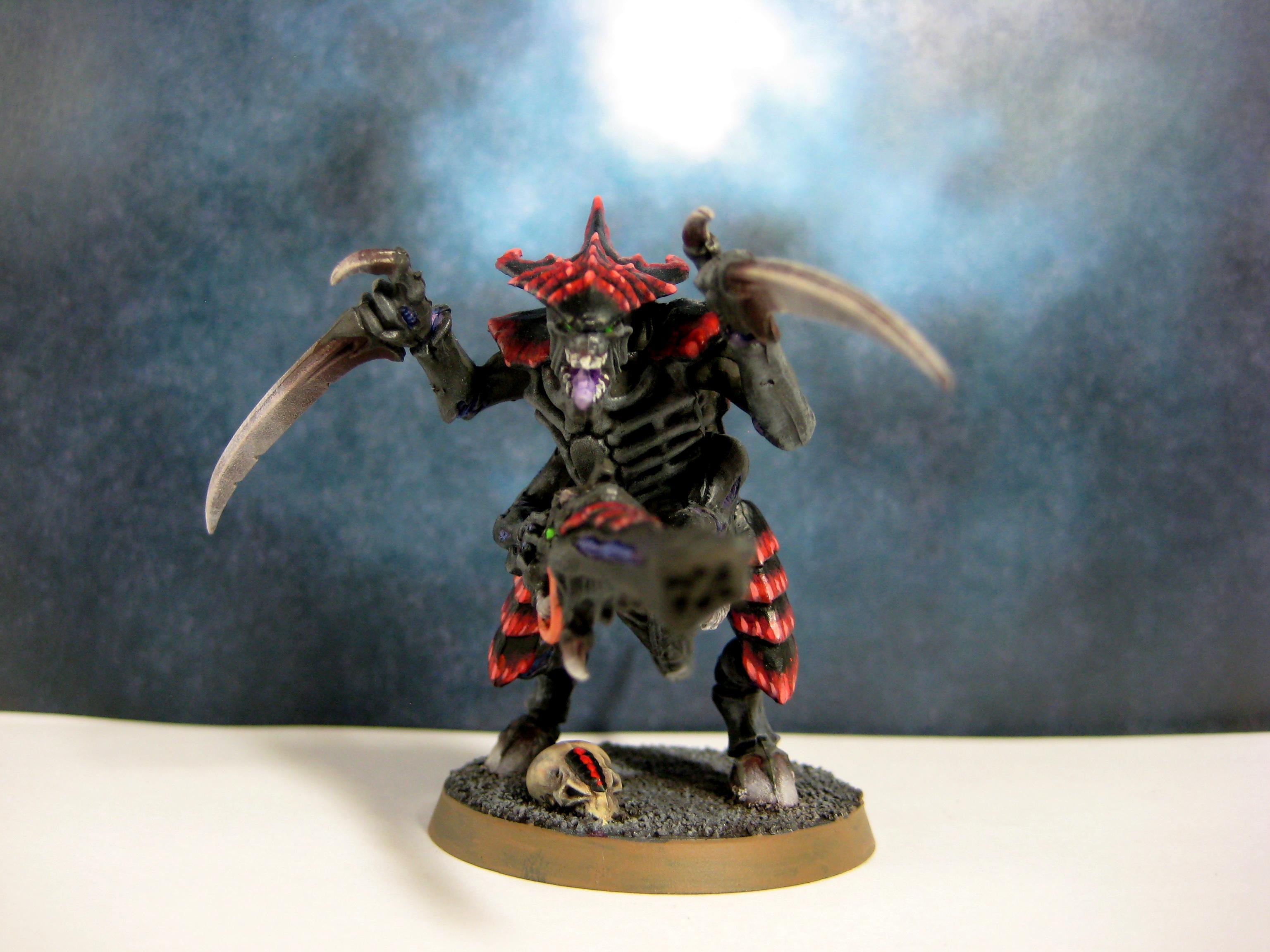 Tyranids, Warhammer 40,000, Warriors