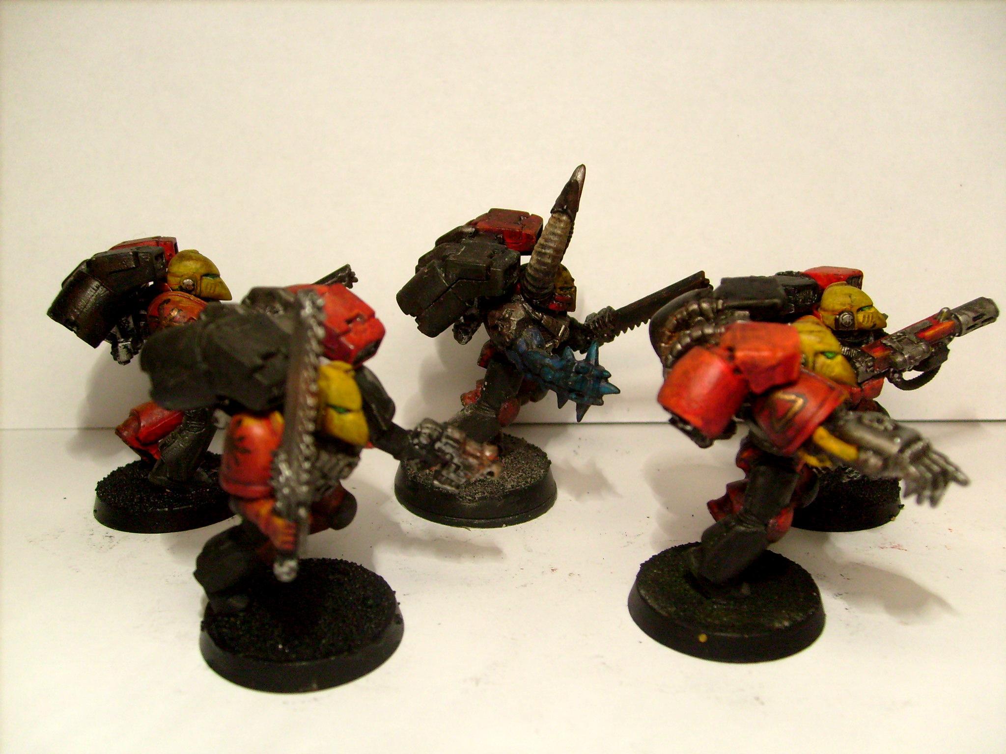 Assault Marines II, 2 Combat Squad