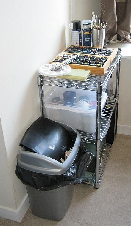 Den, Hobbyspace, Workspace