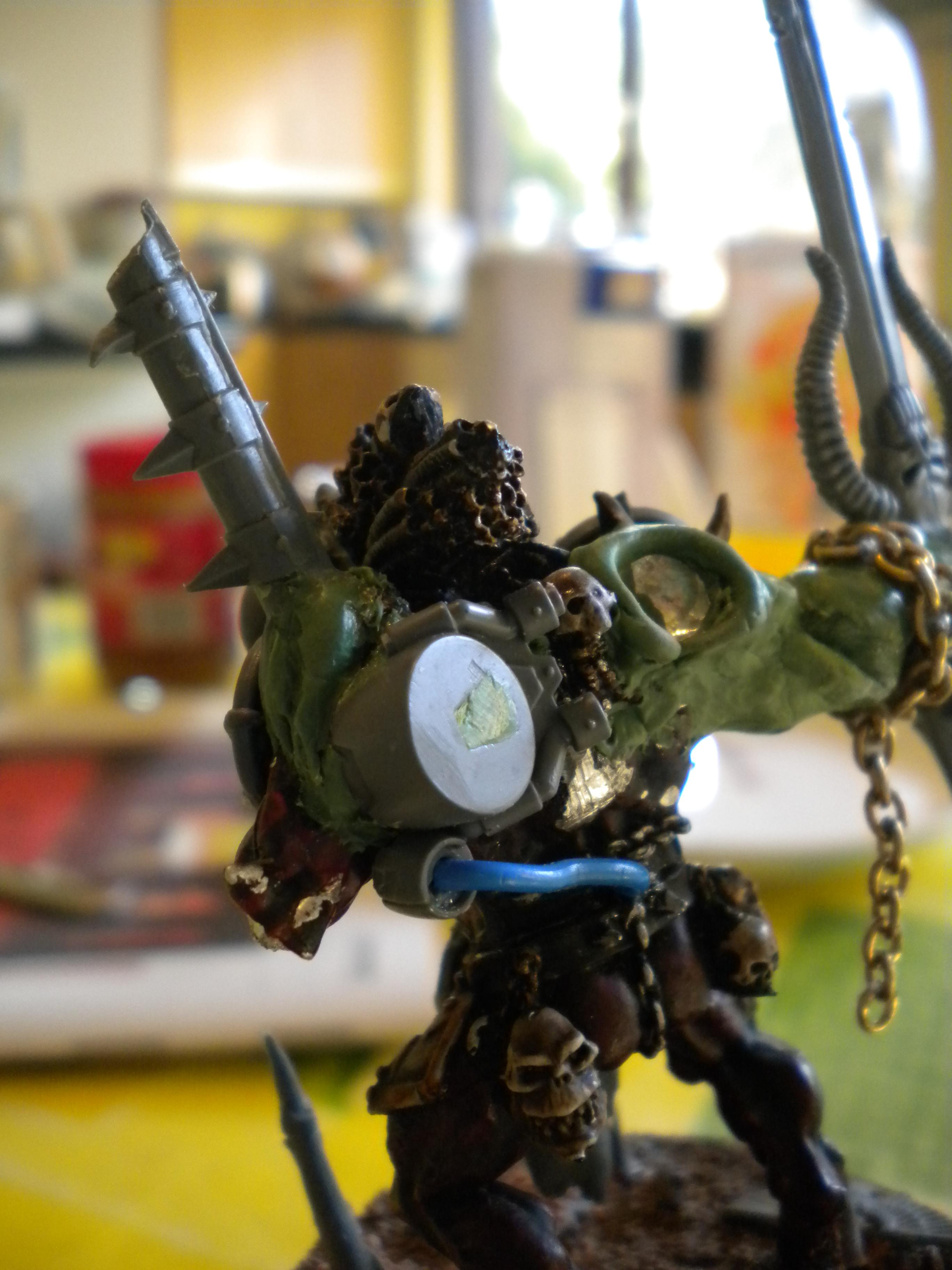 Chaos, Conversion, Cool, Daemons, Work In Progress