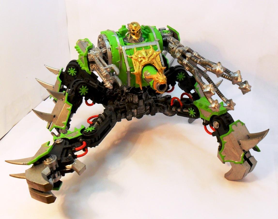 Chaos, Defiler, Warhammer 40,000