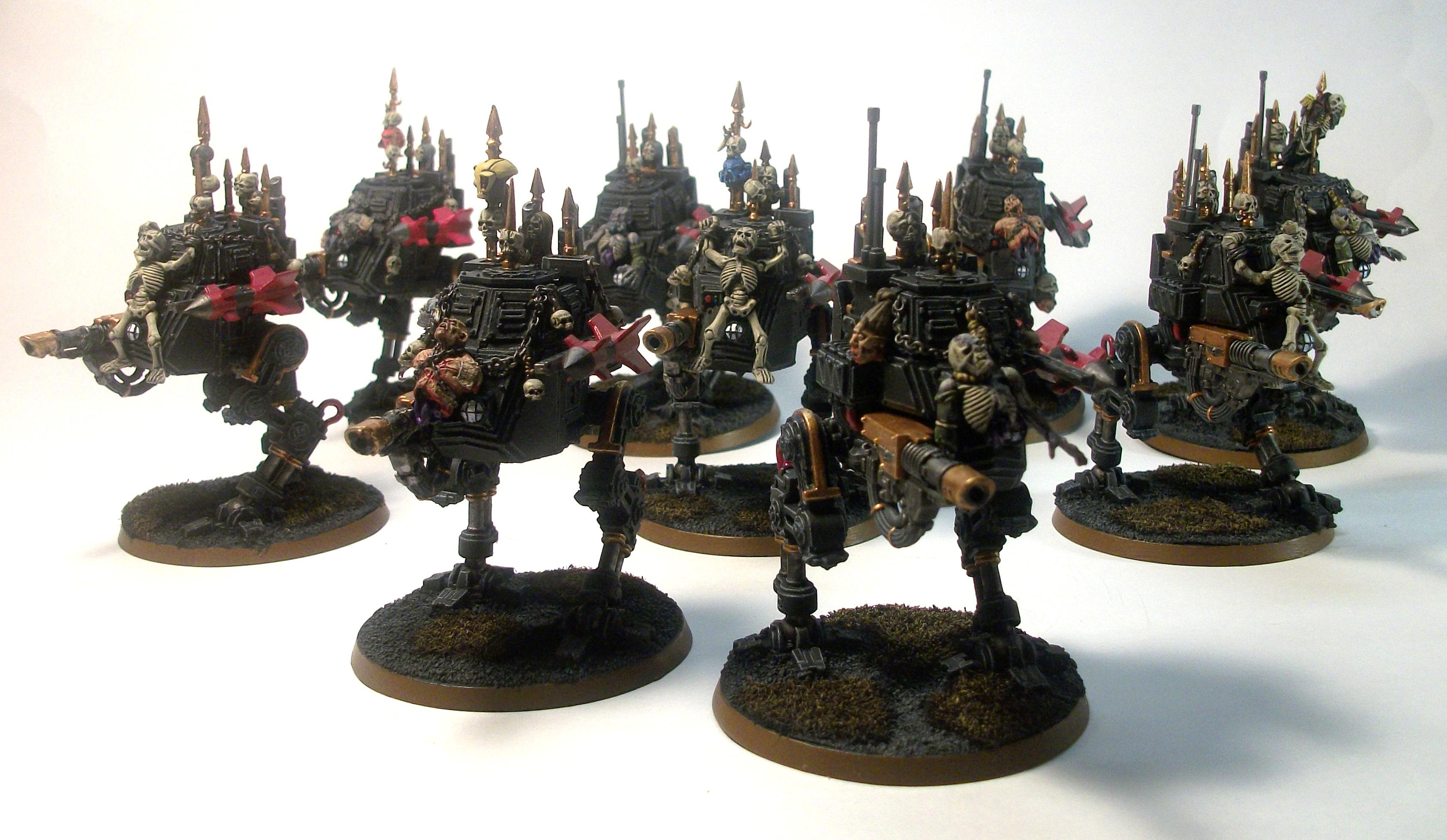 Armored Company, Chaos, Renegades, Sentinel