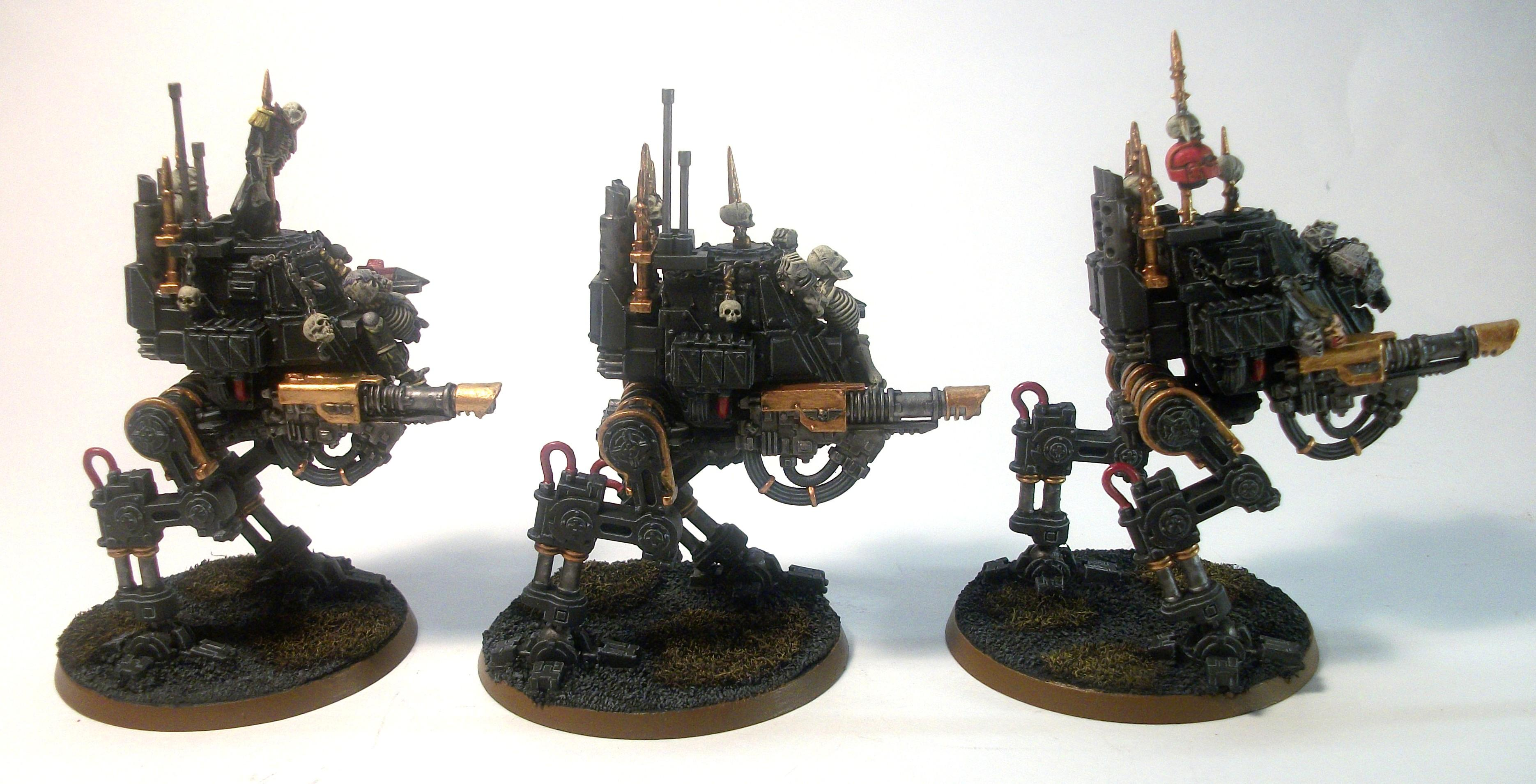 Armored Company, Chaos, Lost And The Damned, Renegades, Sentinel