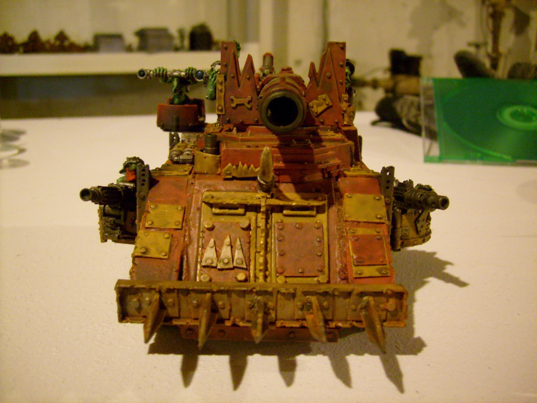 Ork Vehicle