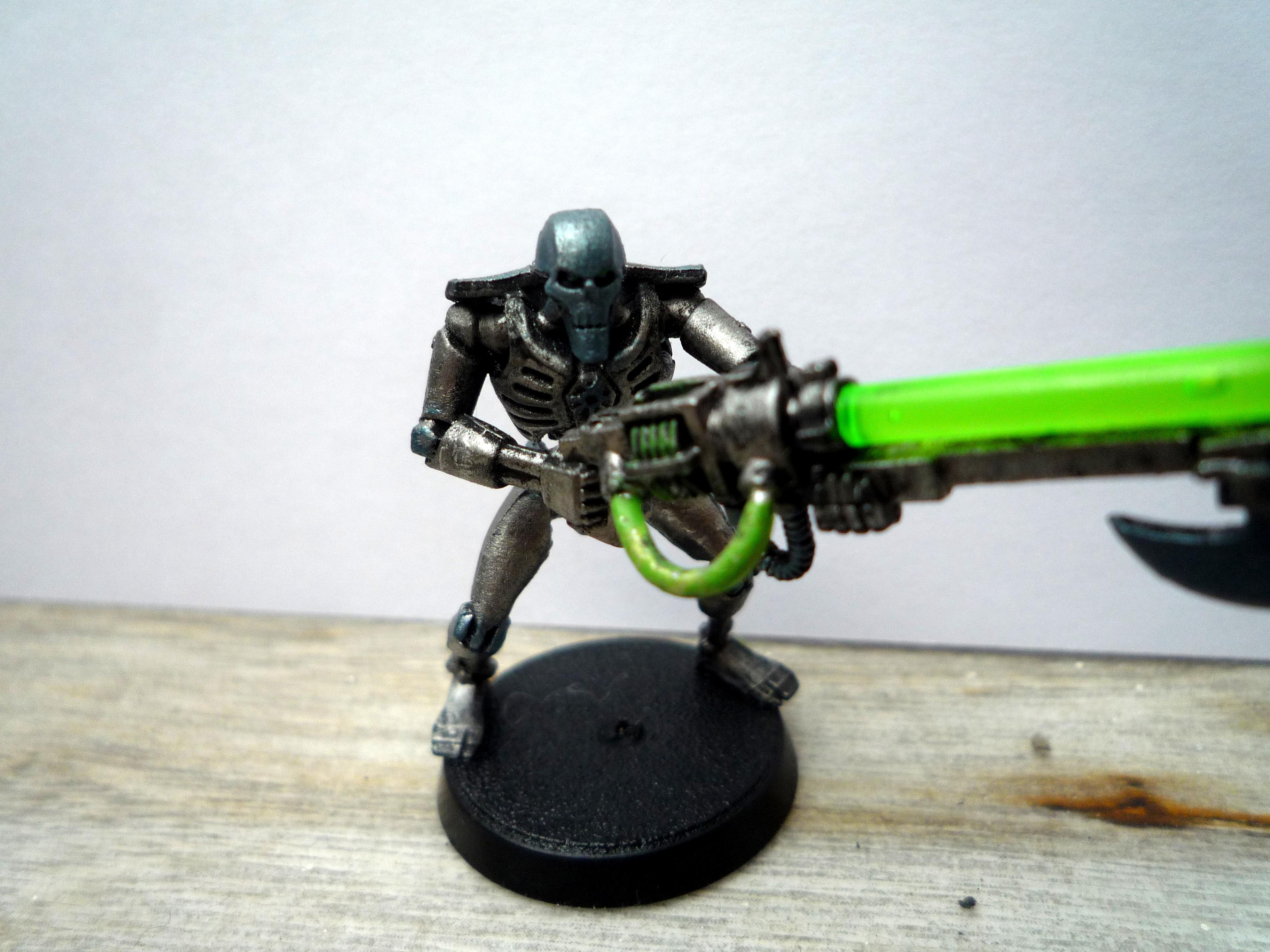 Necrons, Necron Warrior