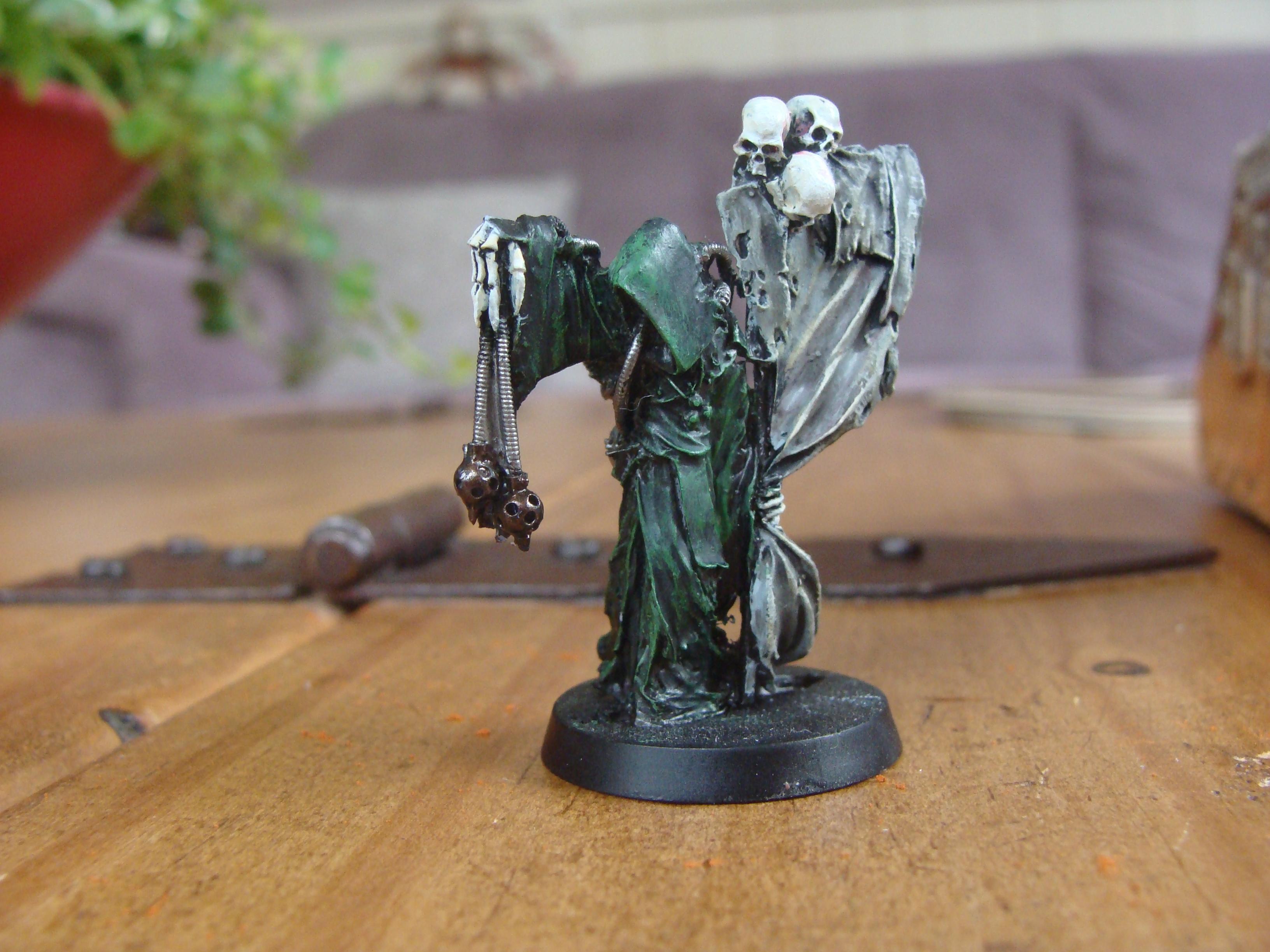 Forge World, Nurgle, Priest, Warhammer 40,000