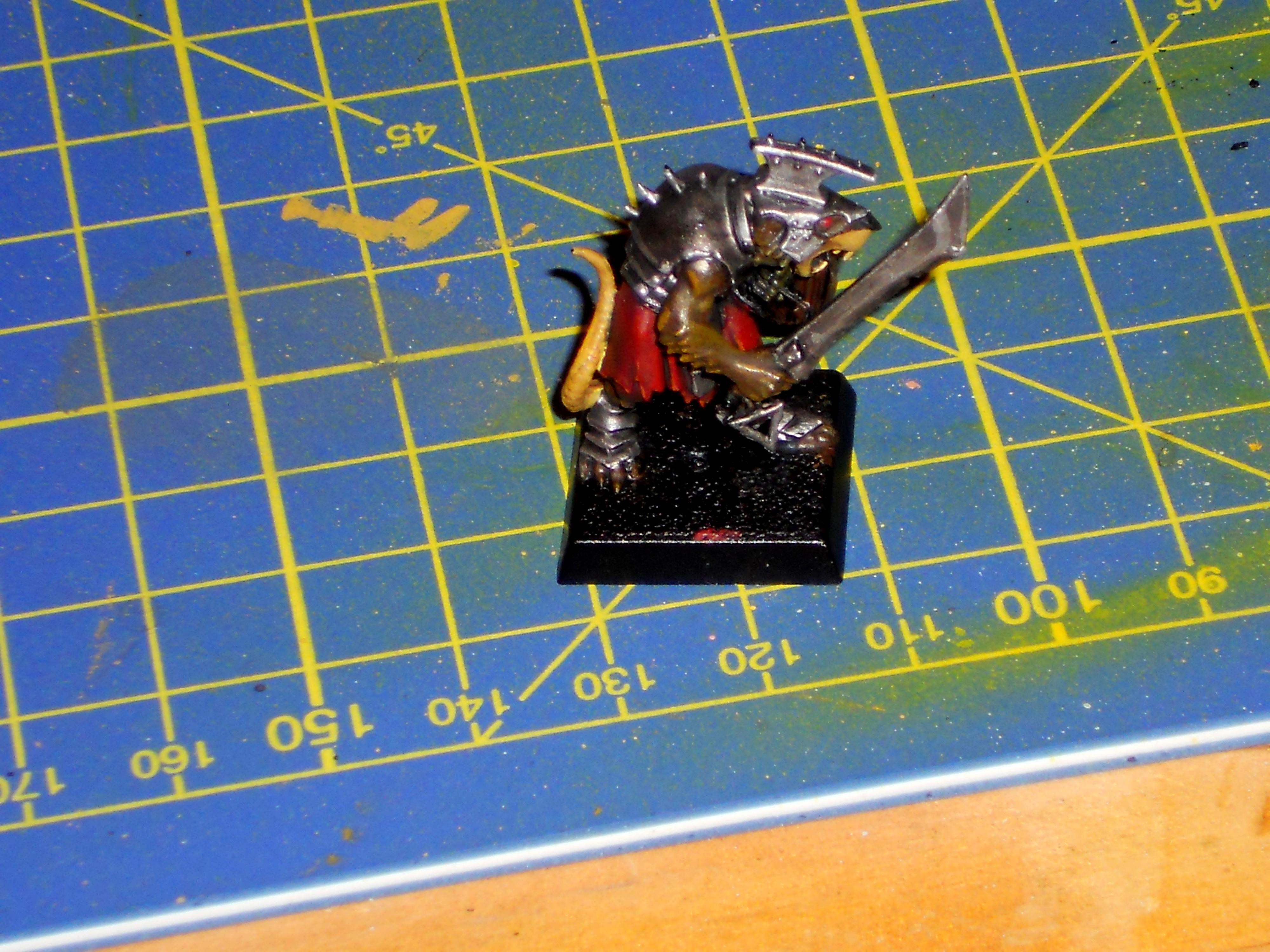Skaven Clan rat (WIP)