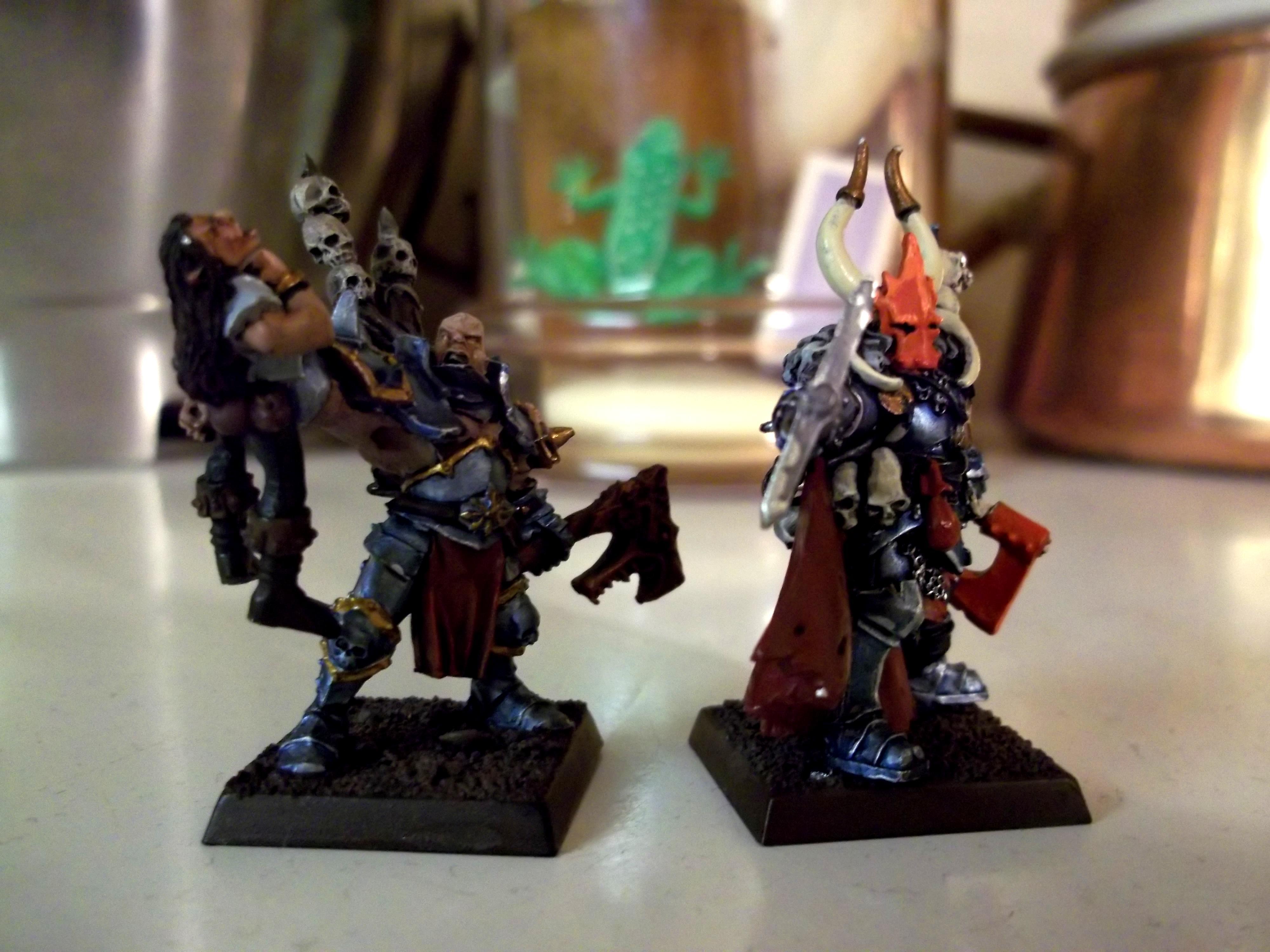 Tzeentch, Warriors Of Chaos