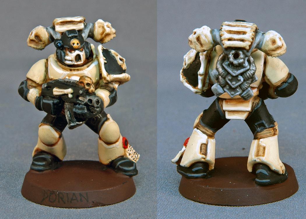 Mortifactor, Space Marines, Warhammer 40,000, Work In Progress