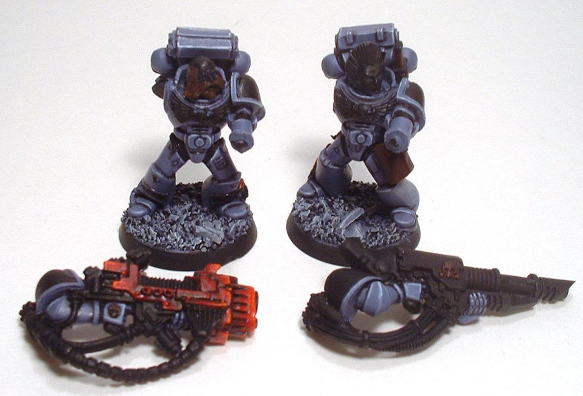 Long Fangs, Space Marines, Space Wolves, Warhammer 40,000