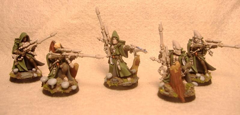 Corsairs, Eldar, Games Workshop, Pathfinders