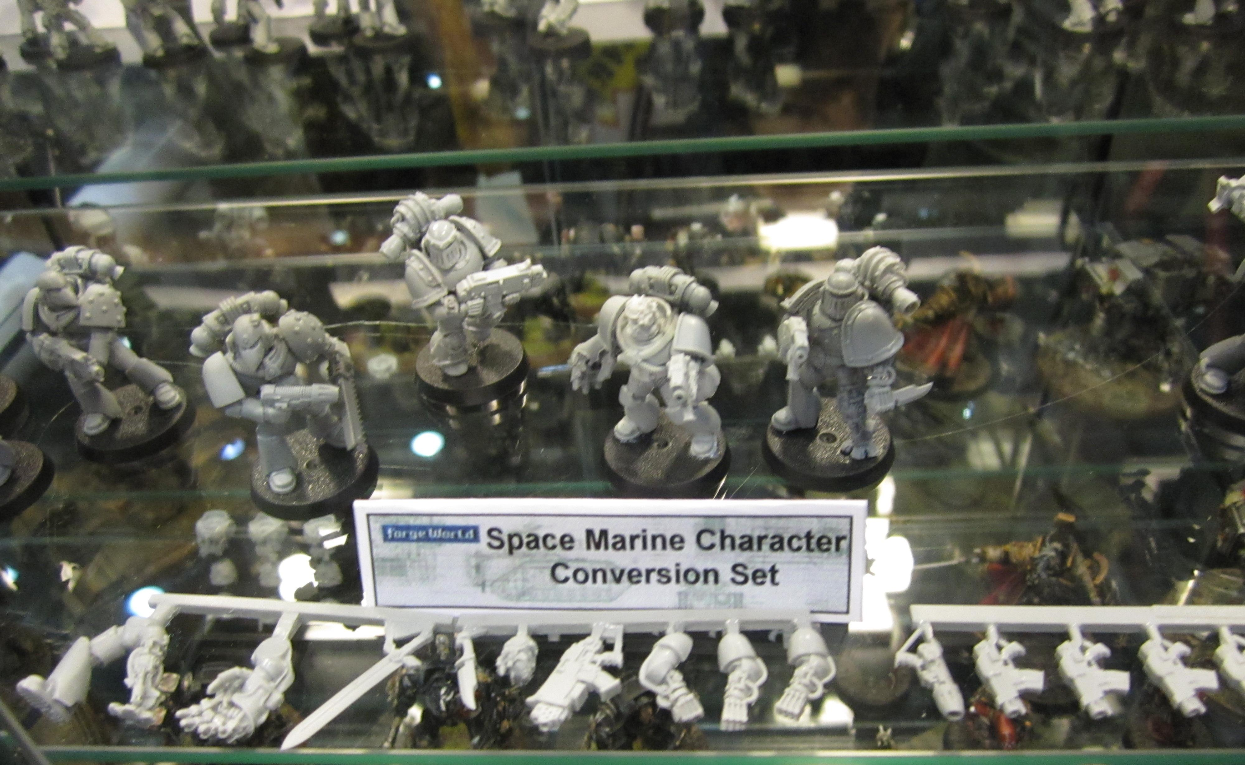 Baltimore Games Day 2010, Forge World, Horus Heresy, Space Marines