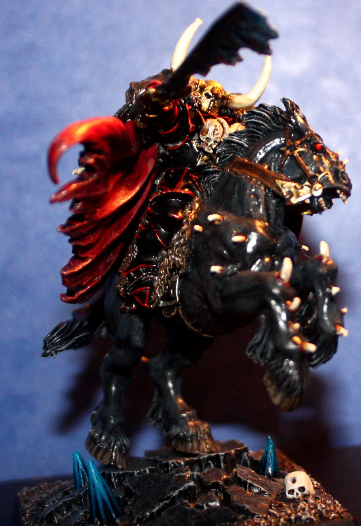 Archaon, Chaos, Converting, End, Lord, Of, Painting, Sweden, The, Times, Toerri, Warhammer Fantasy, Weaponswap