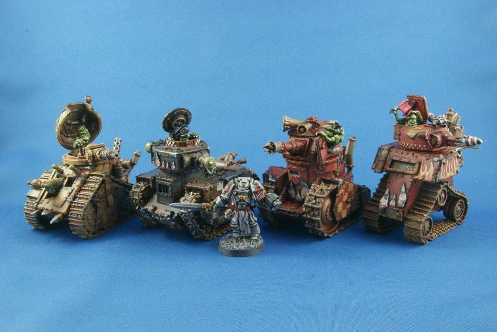 Grot Tank Group