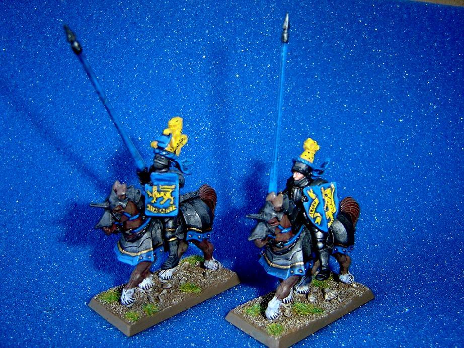 Empire, Hochland, Knights, Panther, Warhammer Fantasy