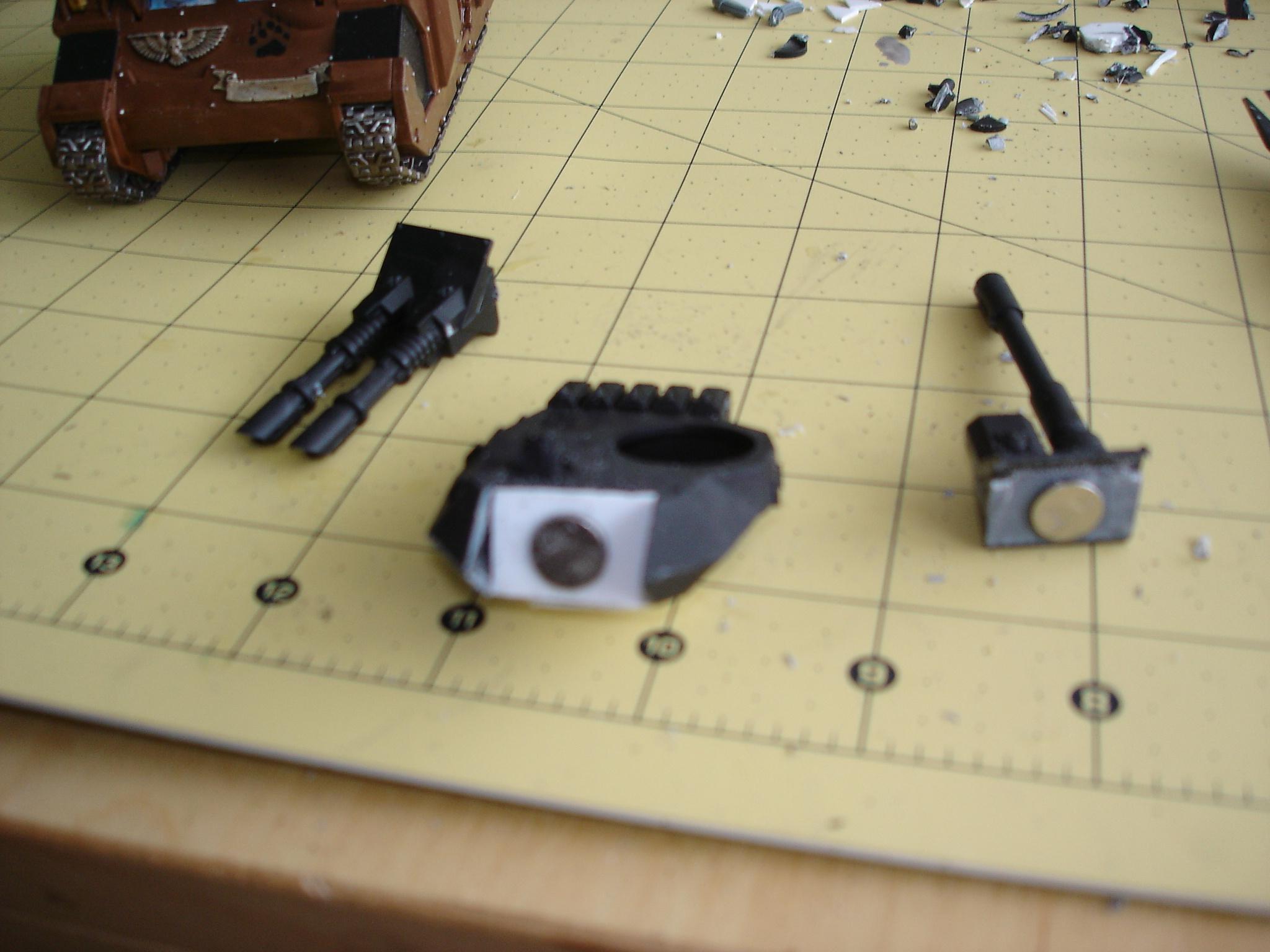 Predator turret