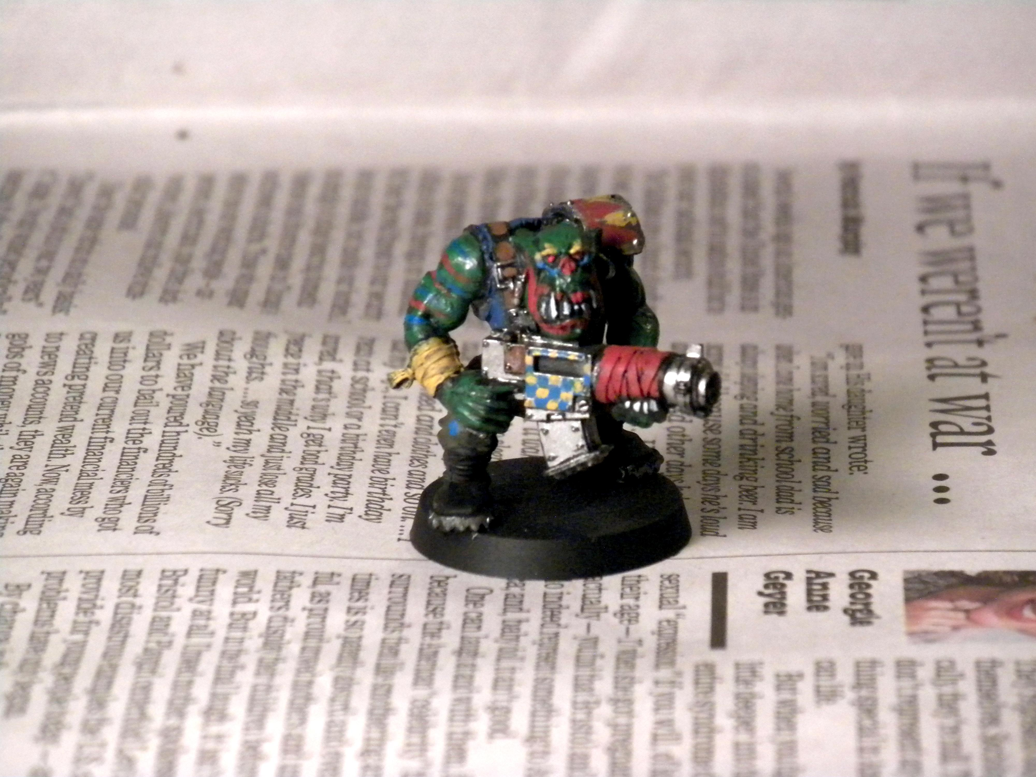 Orks, Klown Front