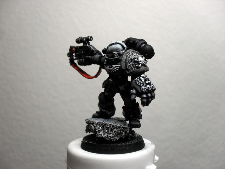 Space Marines, Stern Gaurd