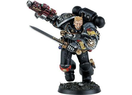 54mm, Death Watch, Inquisitor, Space Marines